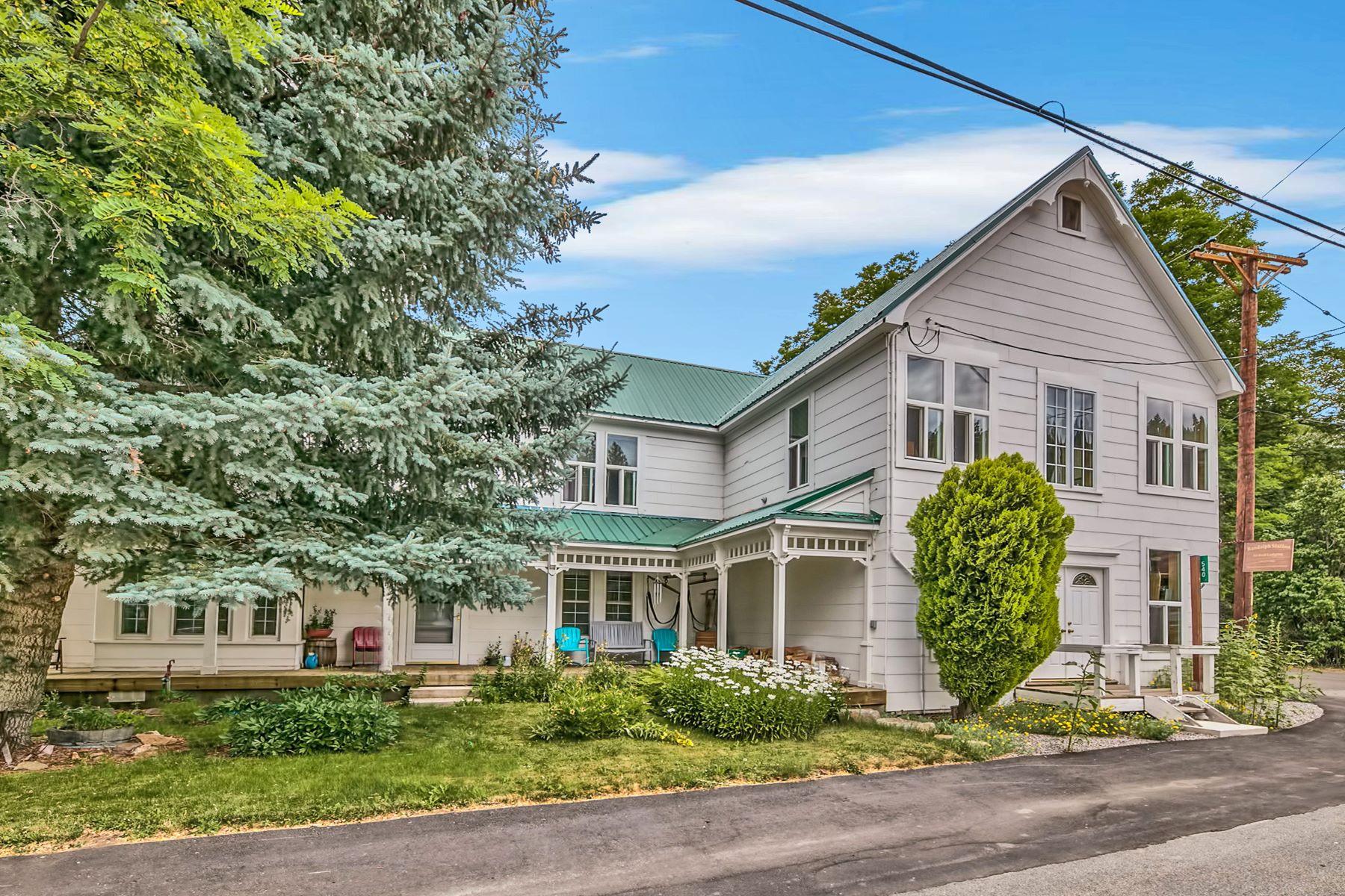 Casa Unifamiliar por un Venta en 540 Lincoln Street, Sierraville CA 96123 540 Lincoln Street Sierraville, California 96126 Estados Unidos
