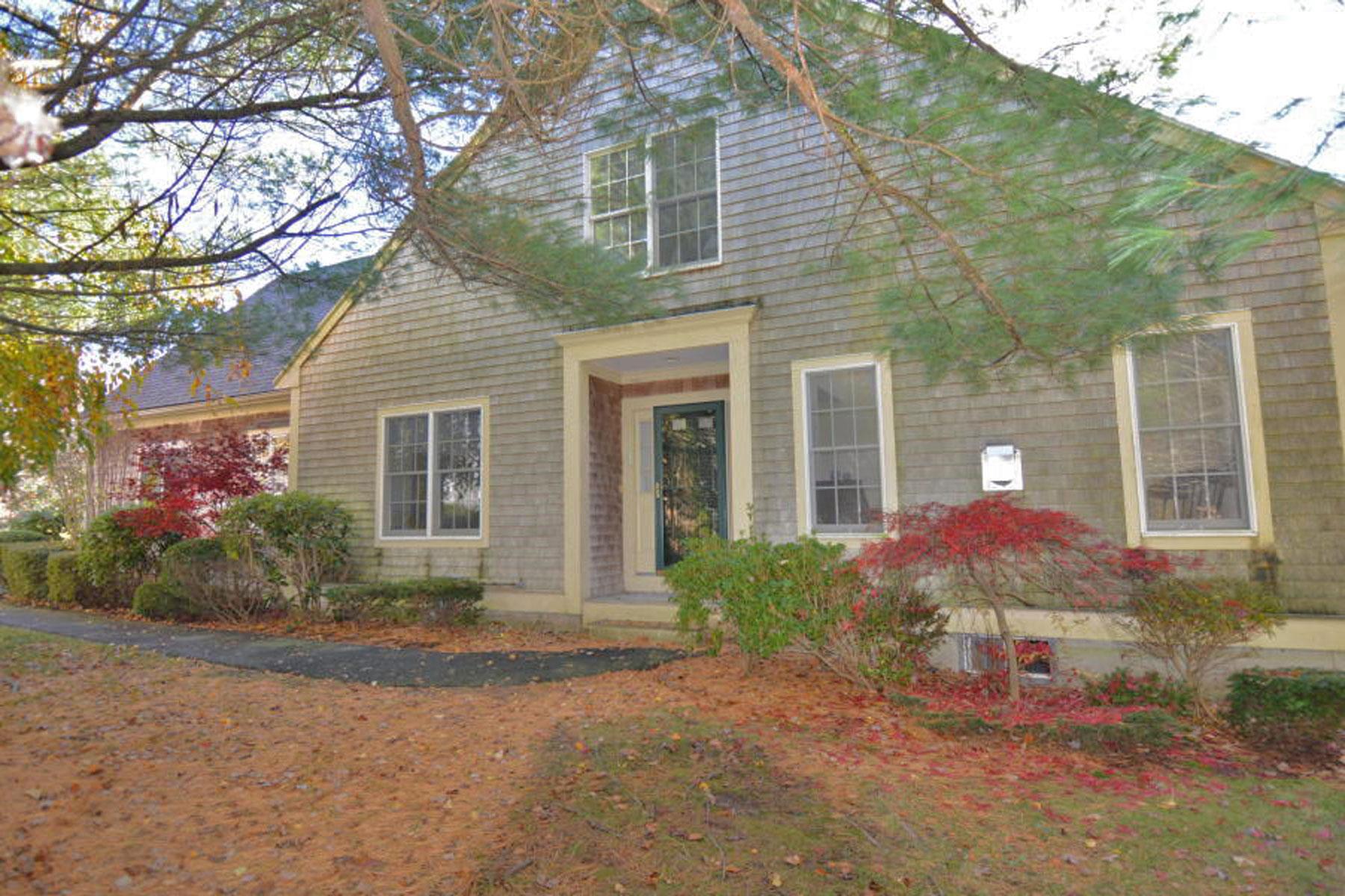 Condominiums for Sale at BEAUTIFUL STRATFORD PONDS UNIT 36 Windsor Point Mashpee, Massachusetts 02649 United States