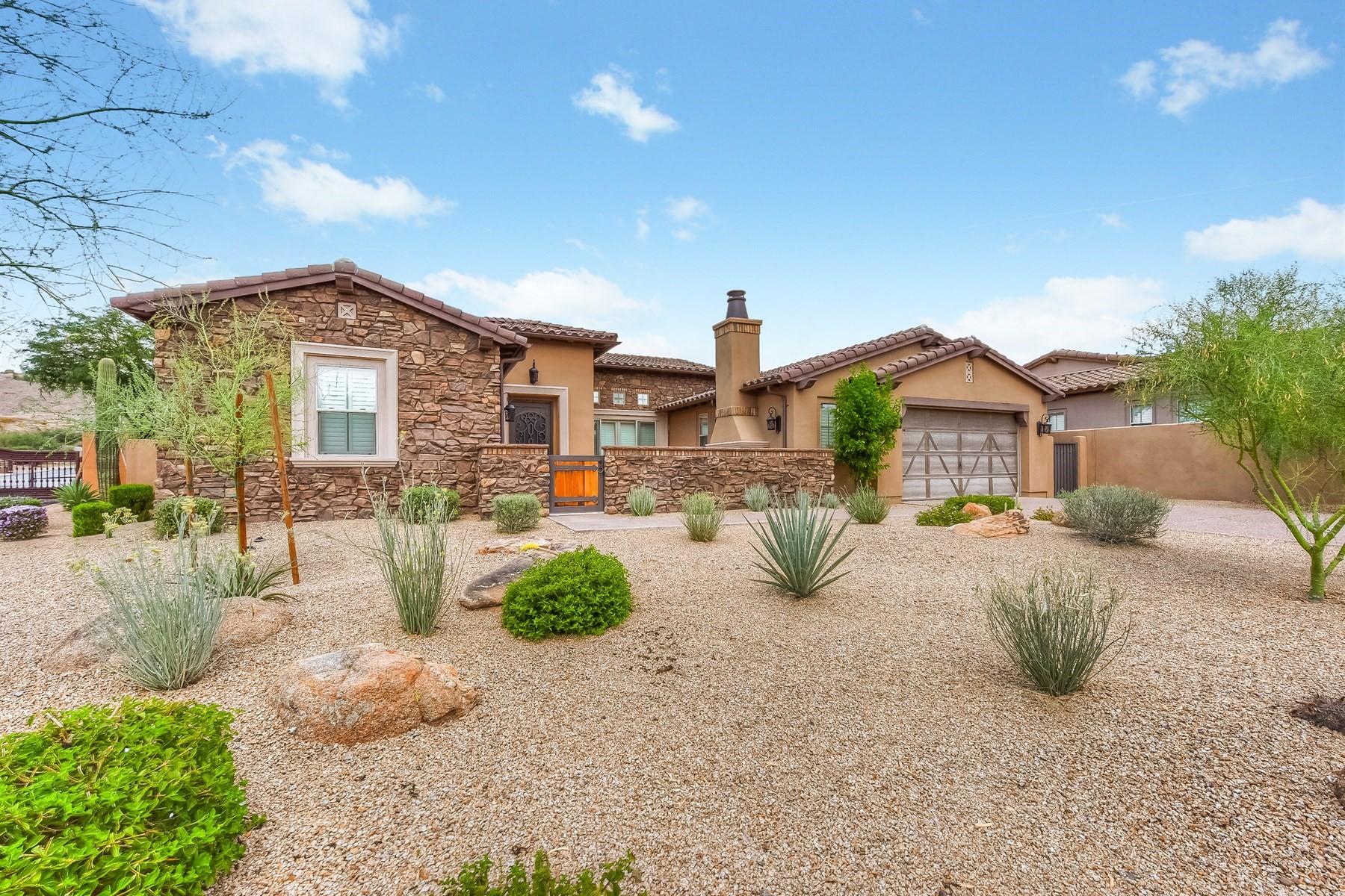 Villa per Vendita alle ore Lovely Scottsdale home in Quisana at Troon North 27600 N 110th Pl, Scottsdale, Arizona, 85262 Stati Uniti