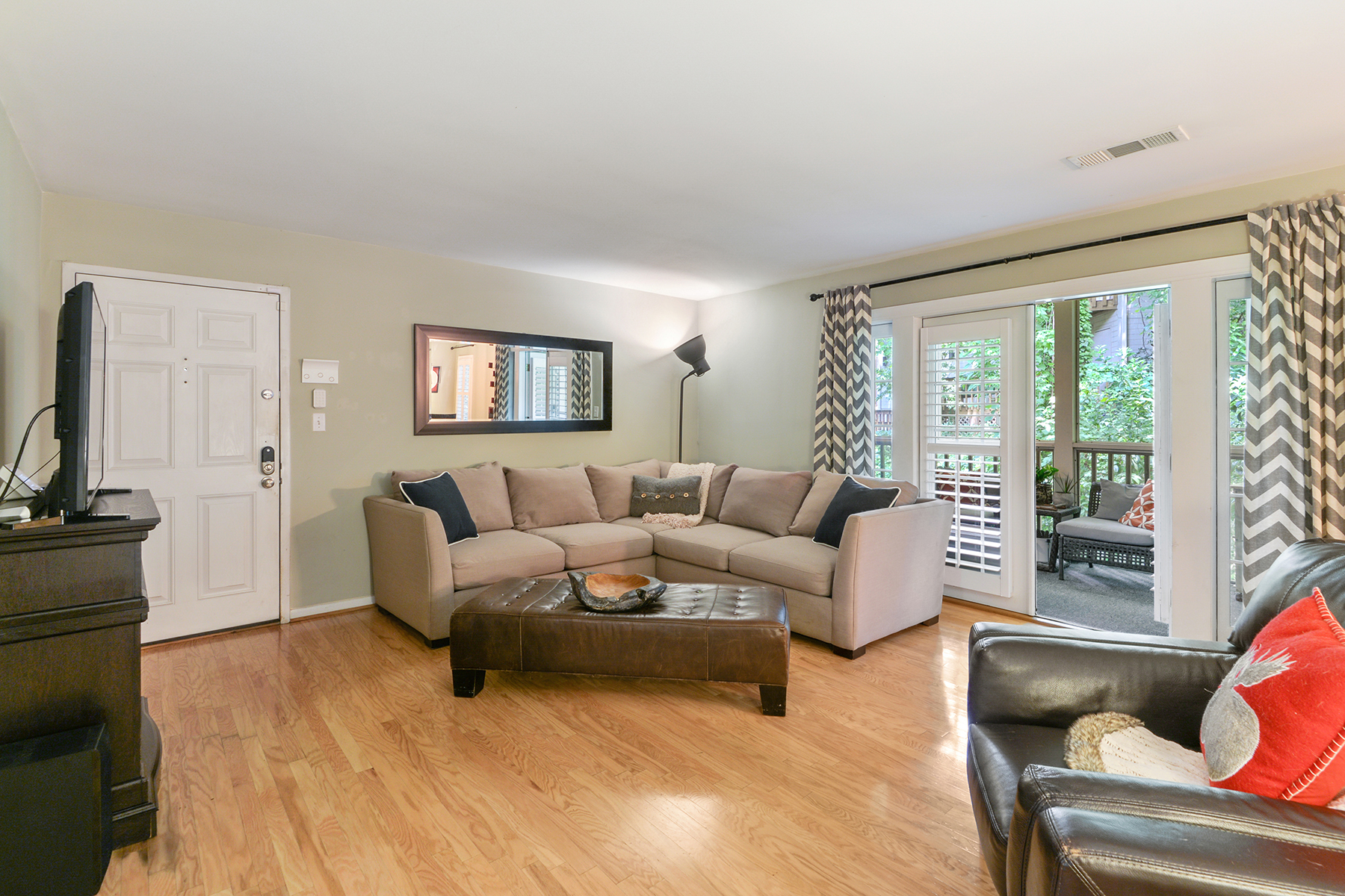 Condominium for Sale at Rare, top-floor end-unit in Carlyle Heights! 1445 Monroe Drive #A12 Atlanta, Georgia 30324 United States