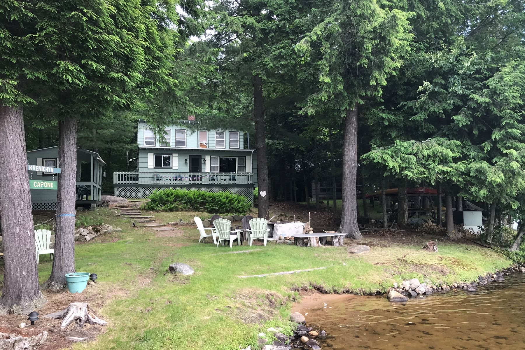 Single Family Homes for Active at 183 Sixth Lake Road 183 Sixth Lake Rd Inlet, New York 13360 United States