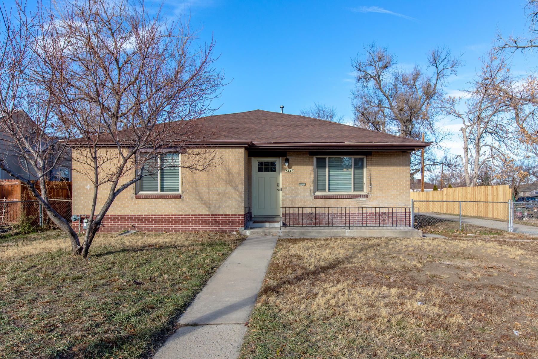 Property for Active at This fabulous remodeled brick home in Sunnyside is move-in ready 1847 W 47th Avenue Denver, Colorado 80211 United States