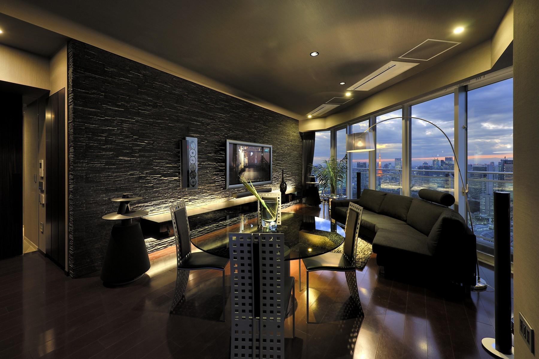 Apartamento por un Venta en Kachidoki View Tower Chuo-Ku, Tokyo, Japón