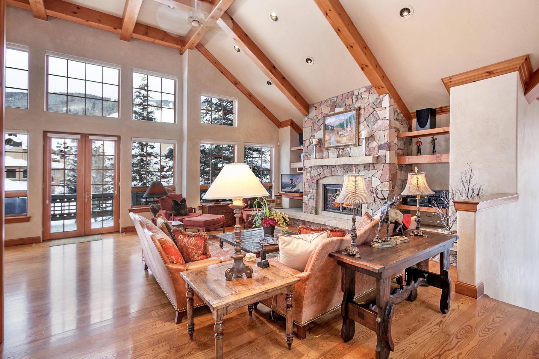 Villetta a schiera per Vendita alle ore Pinehurst Residence 3 45 Red Spruce Lane Beaver Creek, Beaver Creek, Colorado, 81620 Stati Uniti