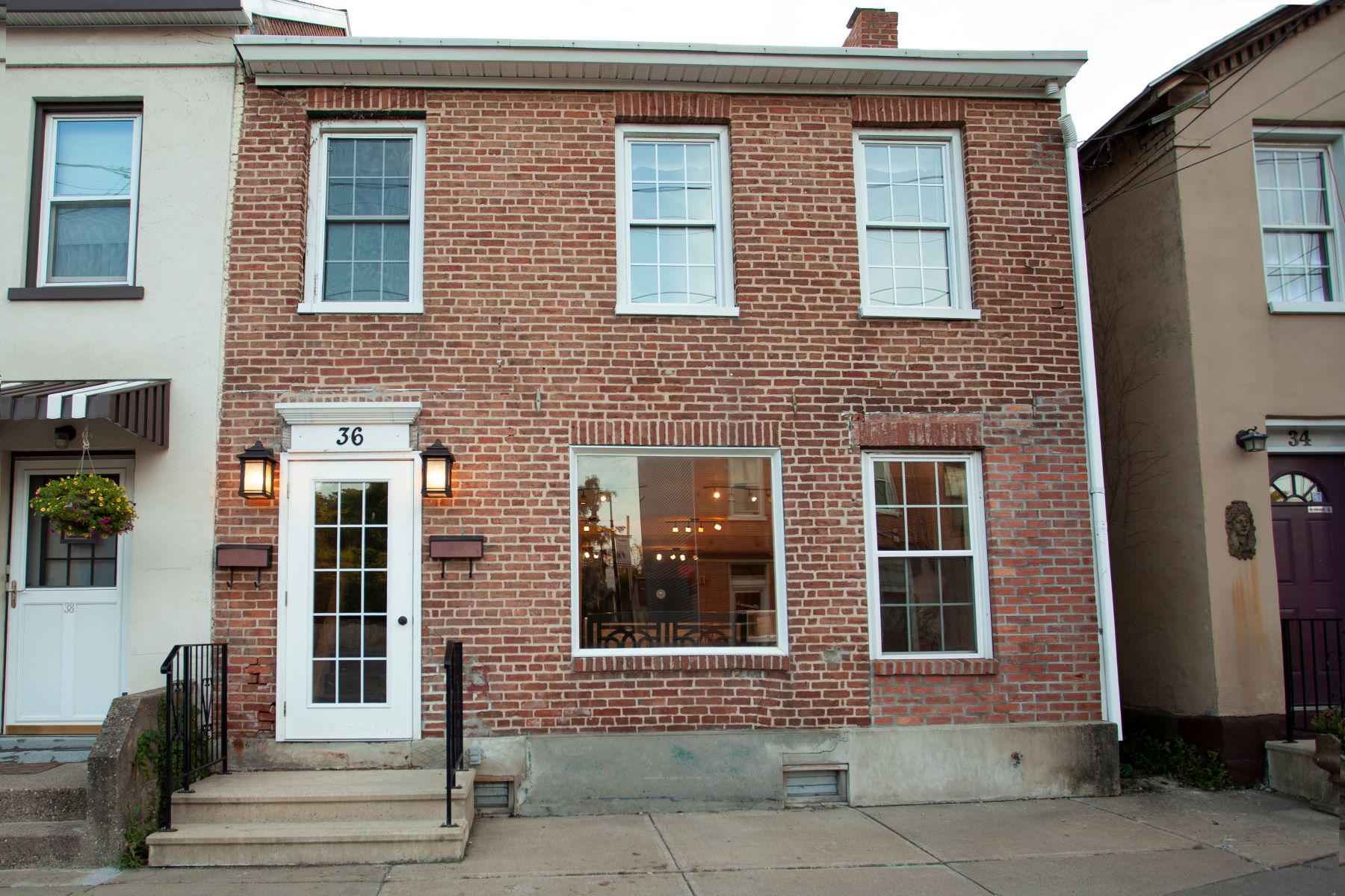 Multi-Family Homes for Sale at Mixed-Use Building in Schenectady's Little Italy 36 North Jay St Schenectady, New York 12305 United States