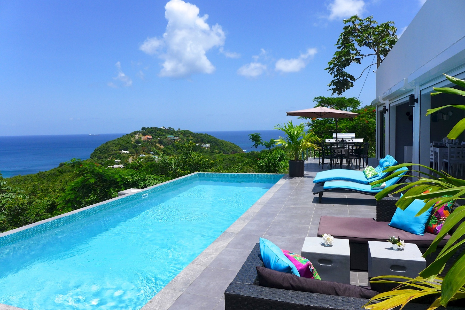 Single Family Homes for Sale at Spectacular Modern Villa Gros Islet, Gros-Islet St. Lucia