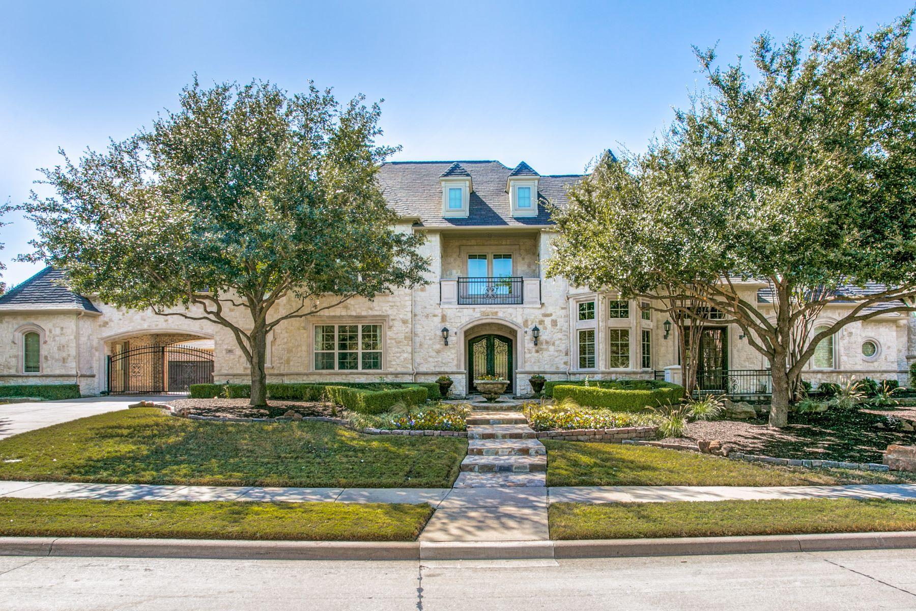 Single Family Homes für Verkauf beim Starwood Beauty !! 4821 Orchard Park Drive, Frisco, Texas 75034 Vereinigte Staaten