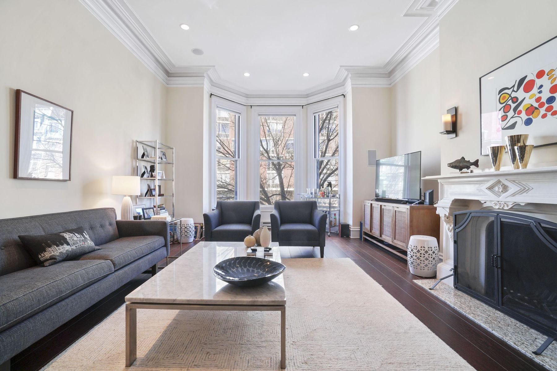 Single Family Homes for Sale at 345 Beacon Street Boston, Massachusetts 02116 United States
