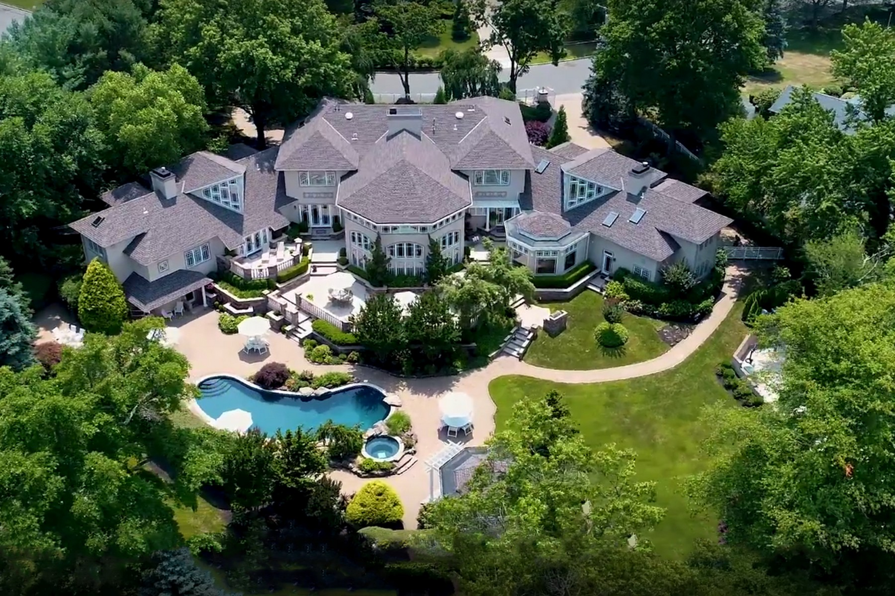 House for Sale at Resort Waterfront 11 Pine Drive Little Silver, New Jersey 07739 United States