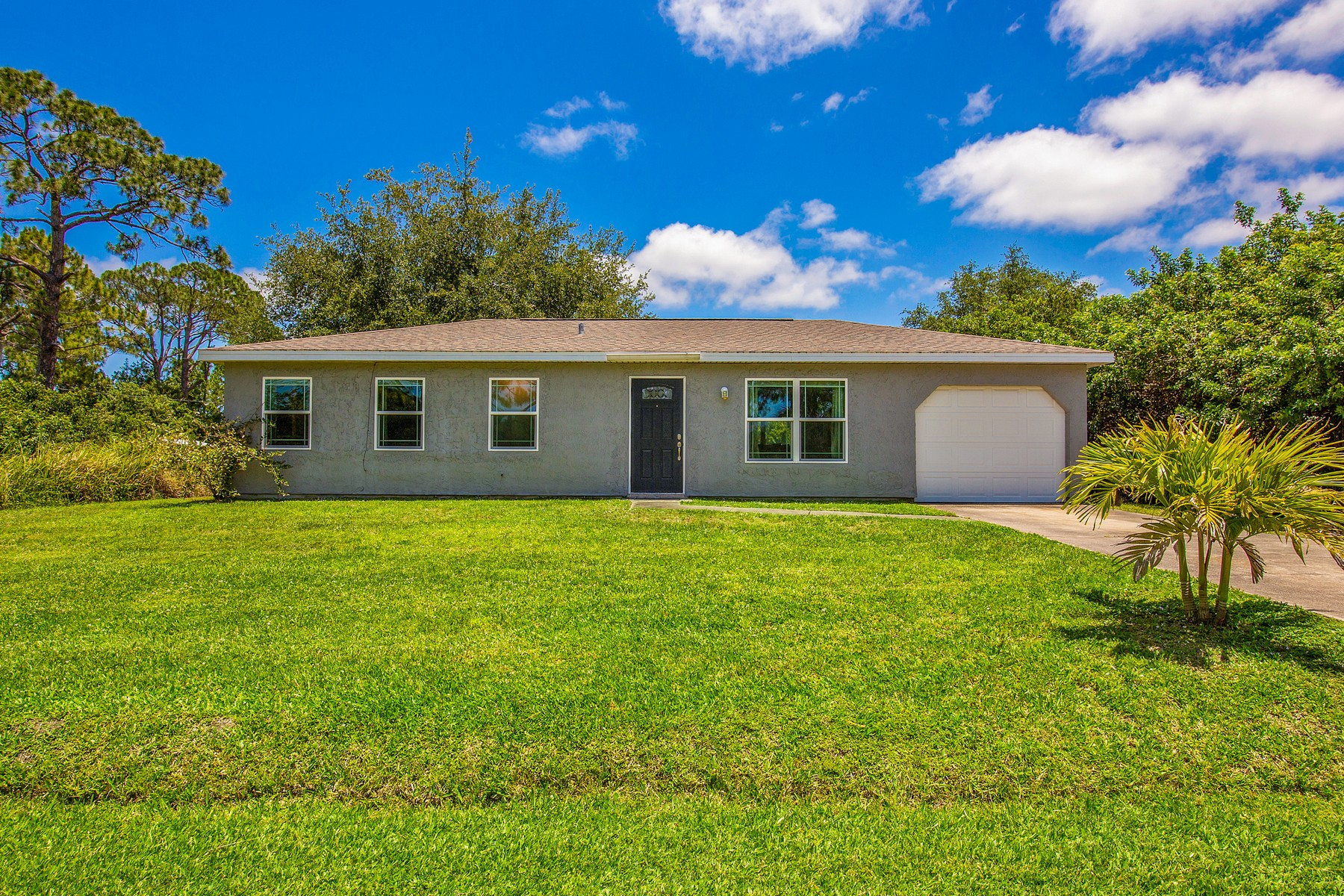 single family homes for Sale at Port Malabar Unit 15 325 San Filippo Drive SE Palm Bay, Florida 32909 United States