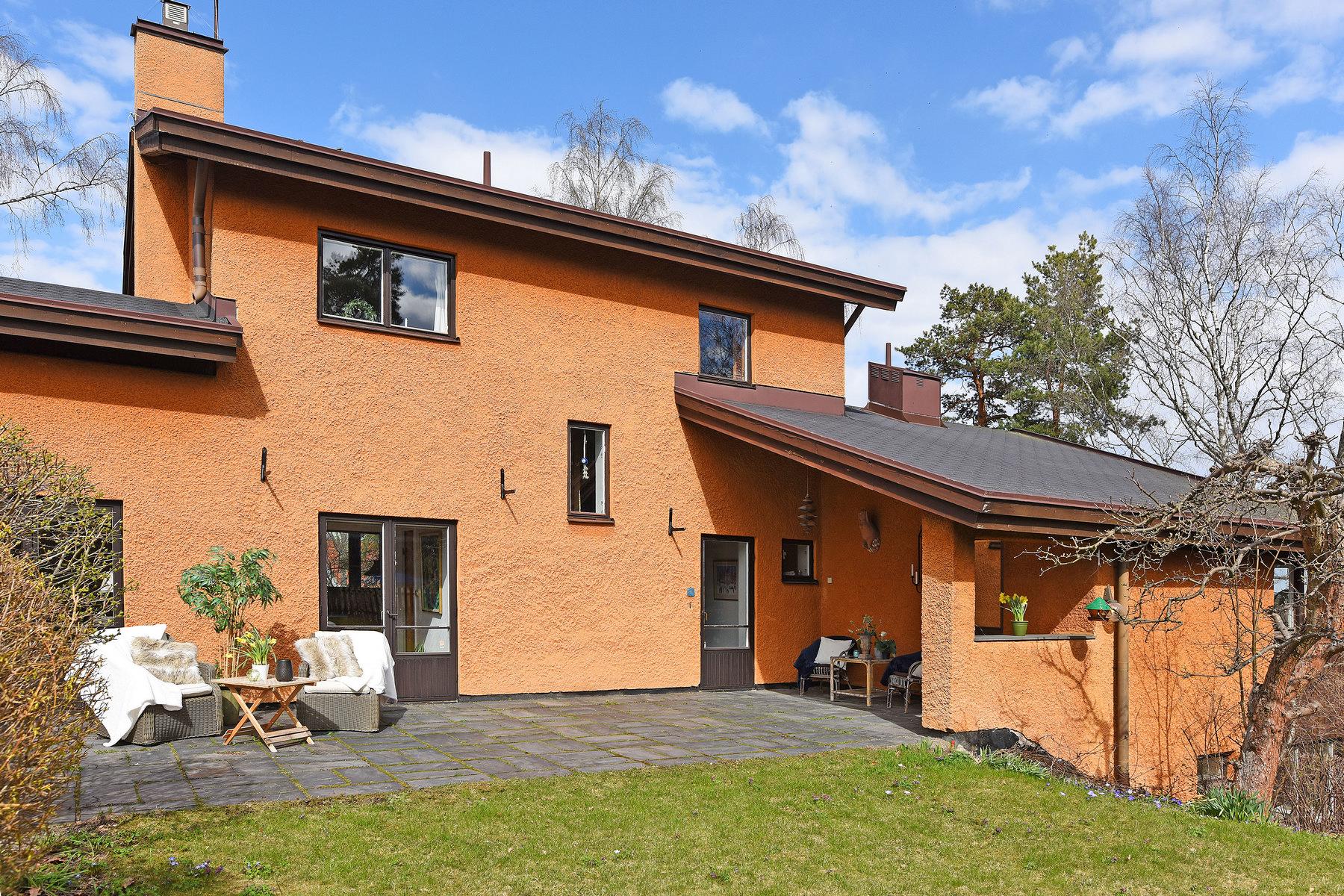 Nhà ở một gia đình vì Bán tại Oskarsstigen 3B - Lidingö Lidingo, Stockholm, 181 32 Thụy Điển