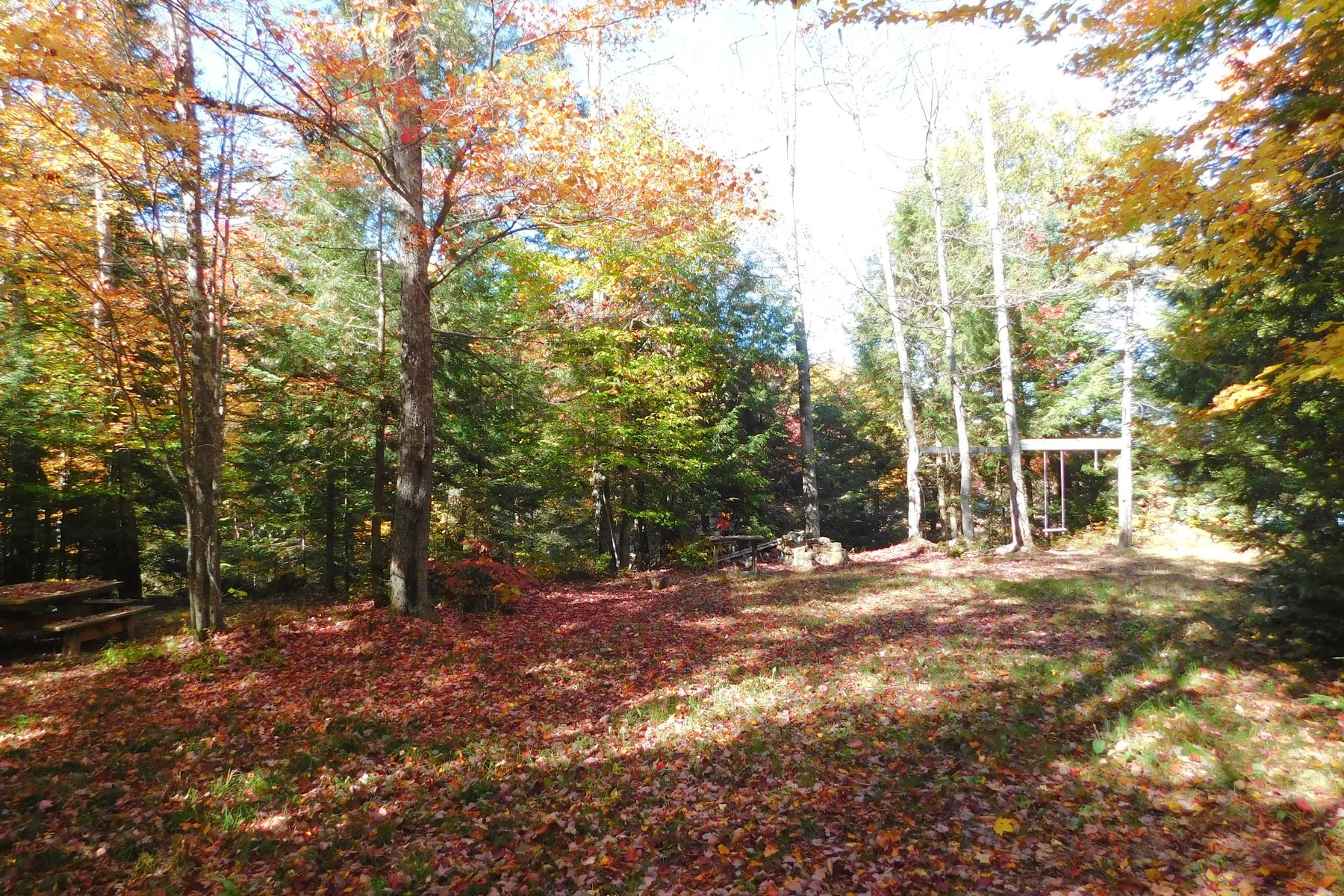 Additional photo for property listing at Secluded Cabin and 32 acres with unparalleled views of Stillwater Reservoir 3960 Big Moose Rd Big Moose, New York 13331 United States