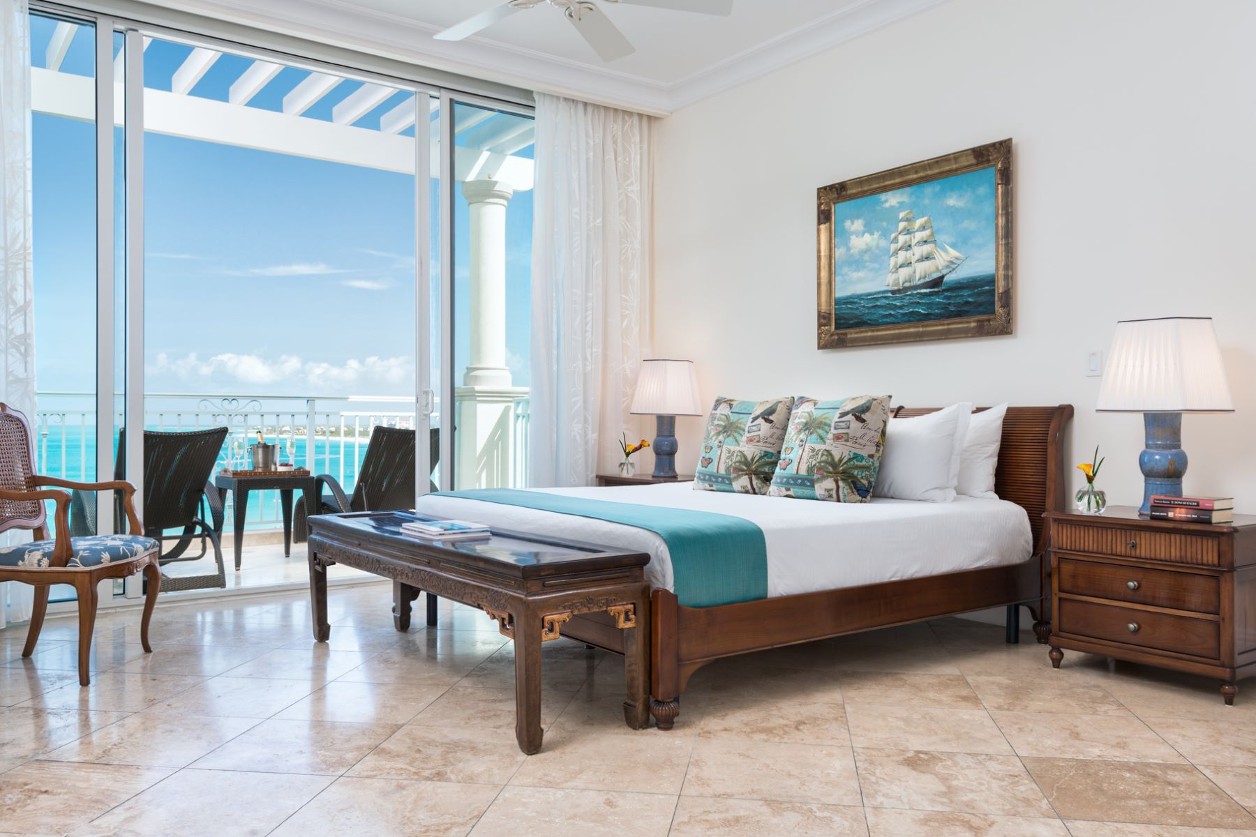 Additional photo for property listing at Seven Stars Penthouse 1705.1706 Seven Stars Resort, Grace Bay, Providenciales Turks And Caicos Islands