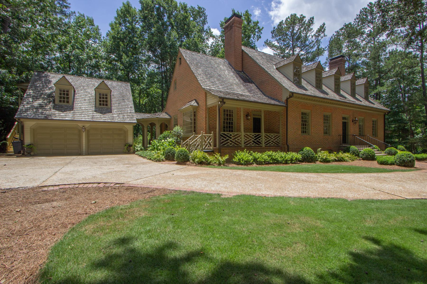 一戸建て のために 売買 アット Beautiful Private Property In Great Neighborhood 1725 Winterthur Close Atlanta, ジョージア, 30328 アメリカ合衆国