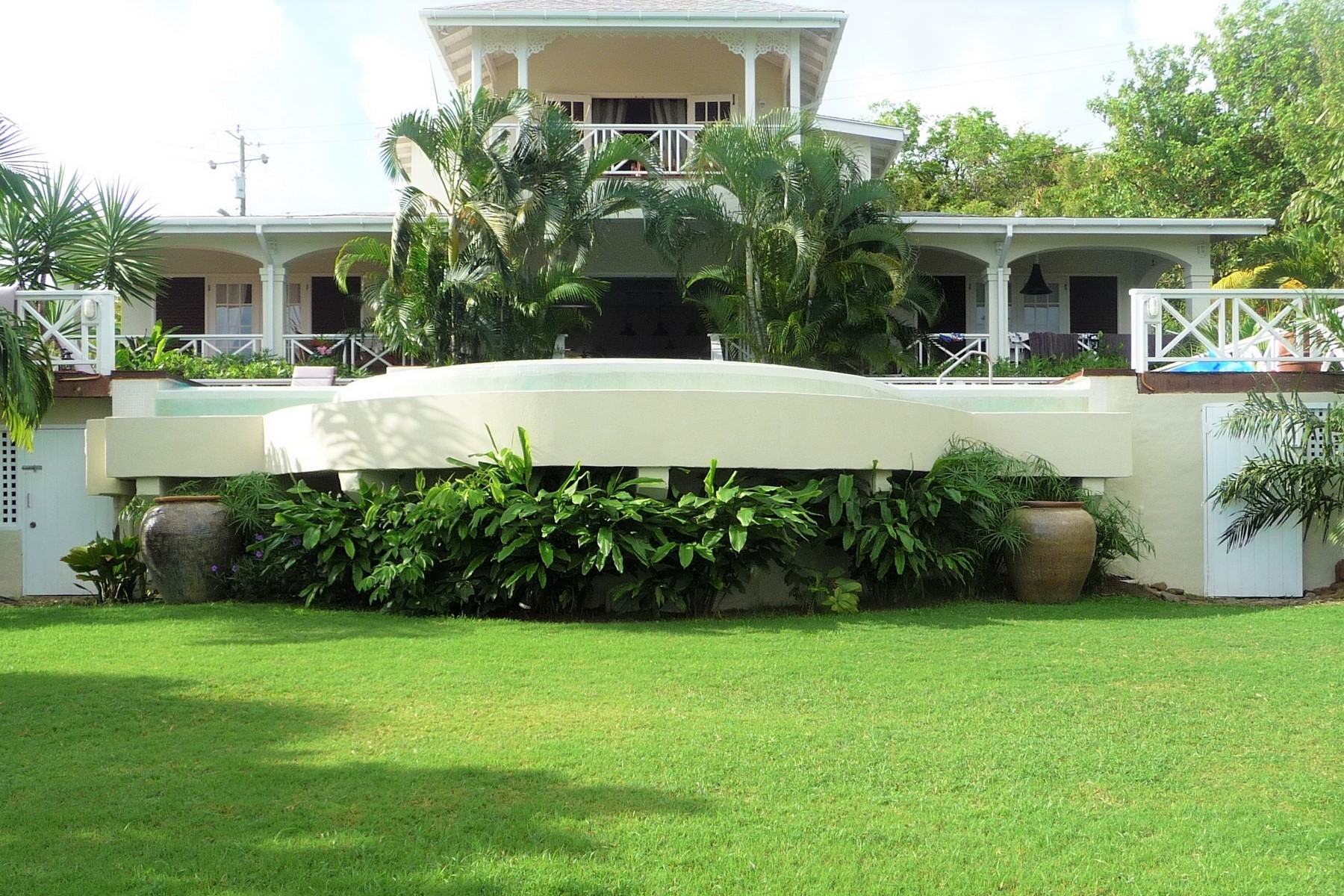 Single Family Homes for Sale at A stunning 3 Bedroom Designer Villa with Infinity Pool Cap Estate, Gros-Islet St. Lucia