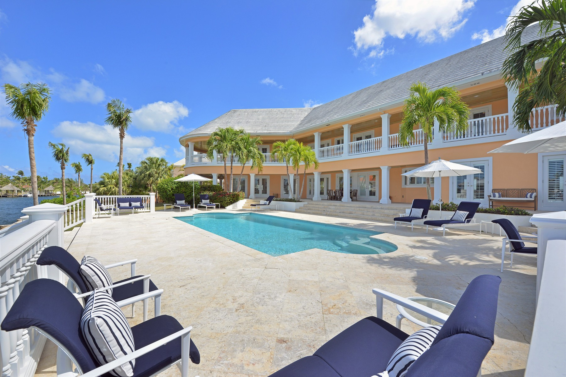 Single Family Home for Sale at Poinciana Lyford Cay, Nassau And Paradise Island Bahamas