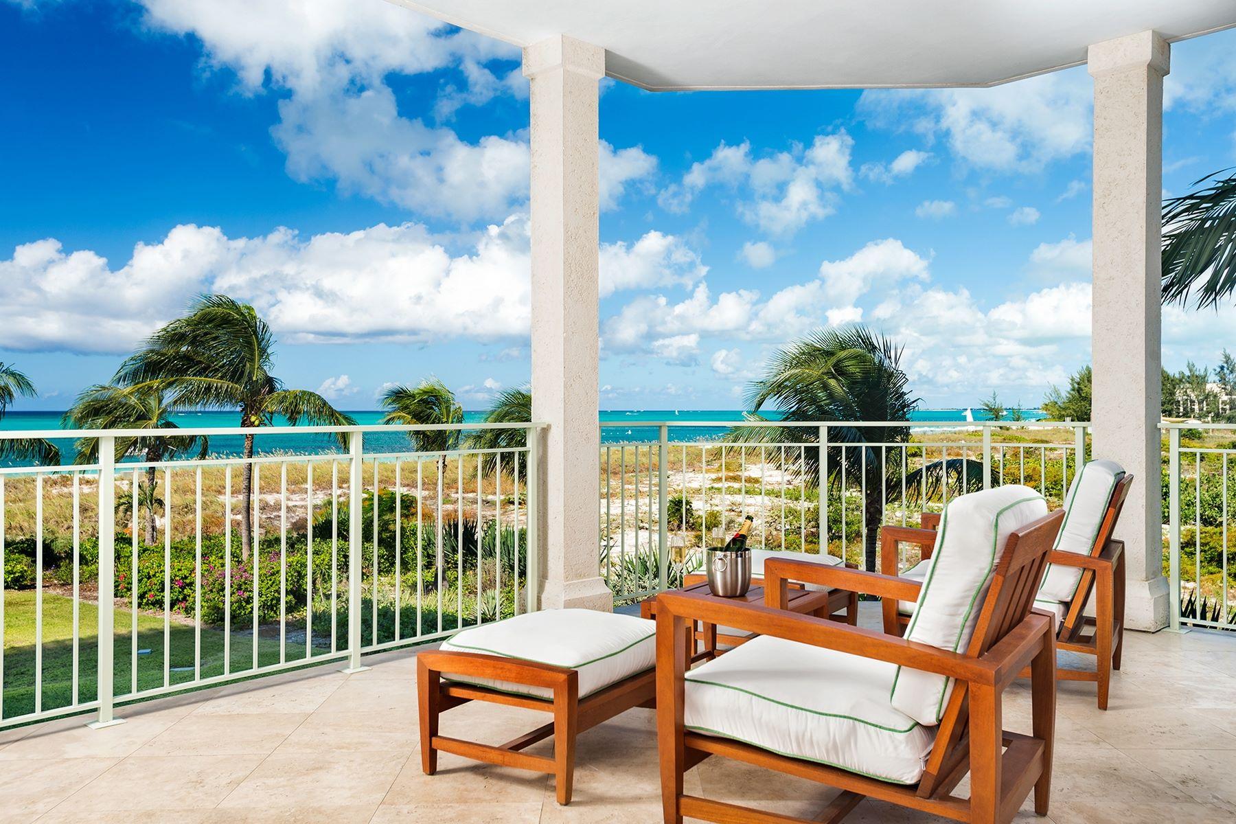 Eigentumswohnung für Verkauf beim West Bay Club - Suite 209 West Bay Club, Grace Bay, Providenciales Turks- Und Caicosinseln