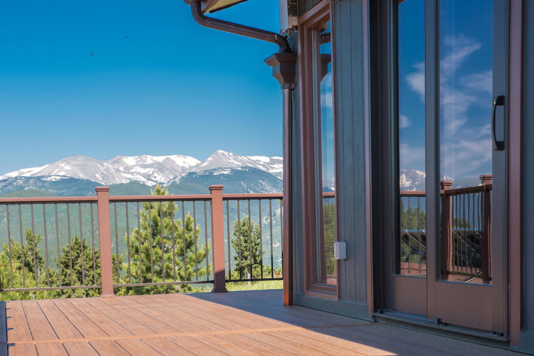 "Single Family Home for Active at ""Million Dollar Views!"" 1795 York Gulch Road Idaho Springs, Colorado 80452 United States"