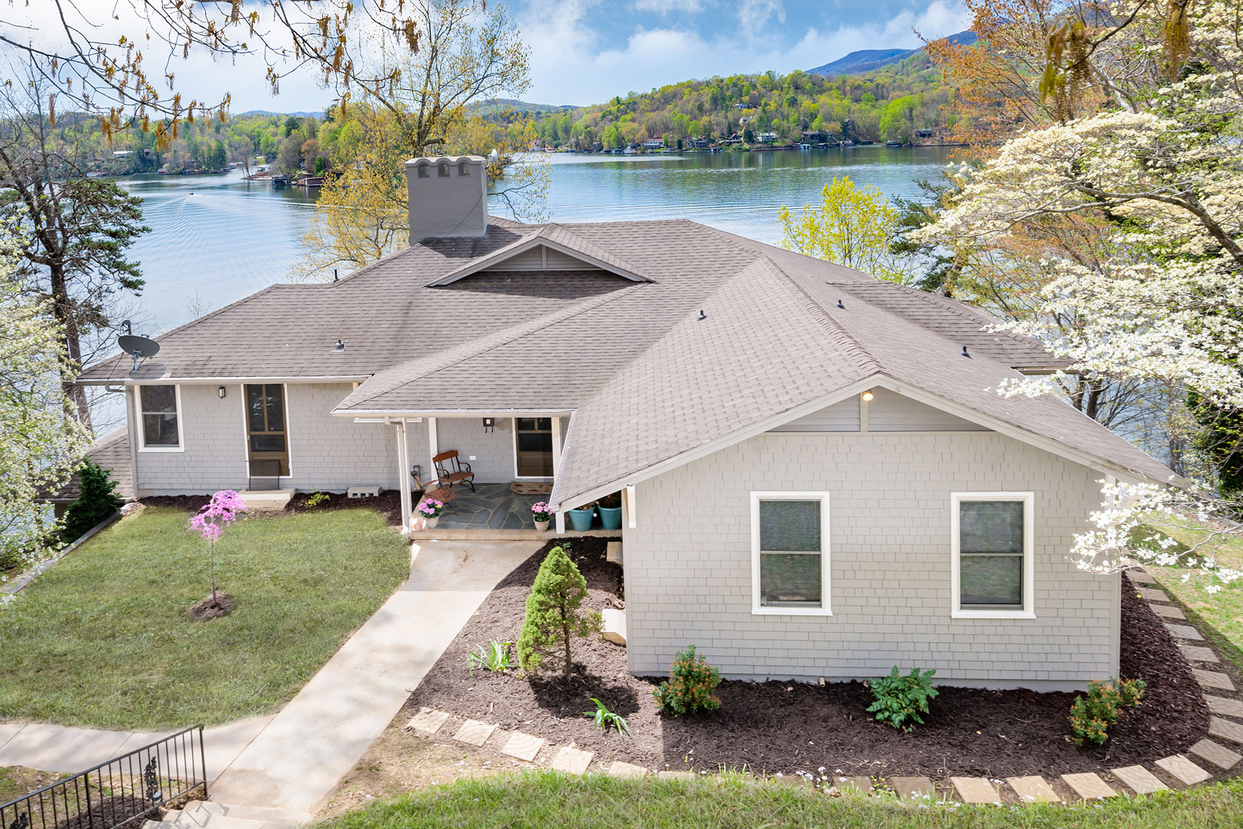 Single Family Homes for Sale at 171 Deerwood Dr Lake Lure, North Carolina 28746 United States