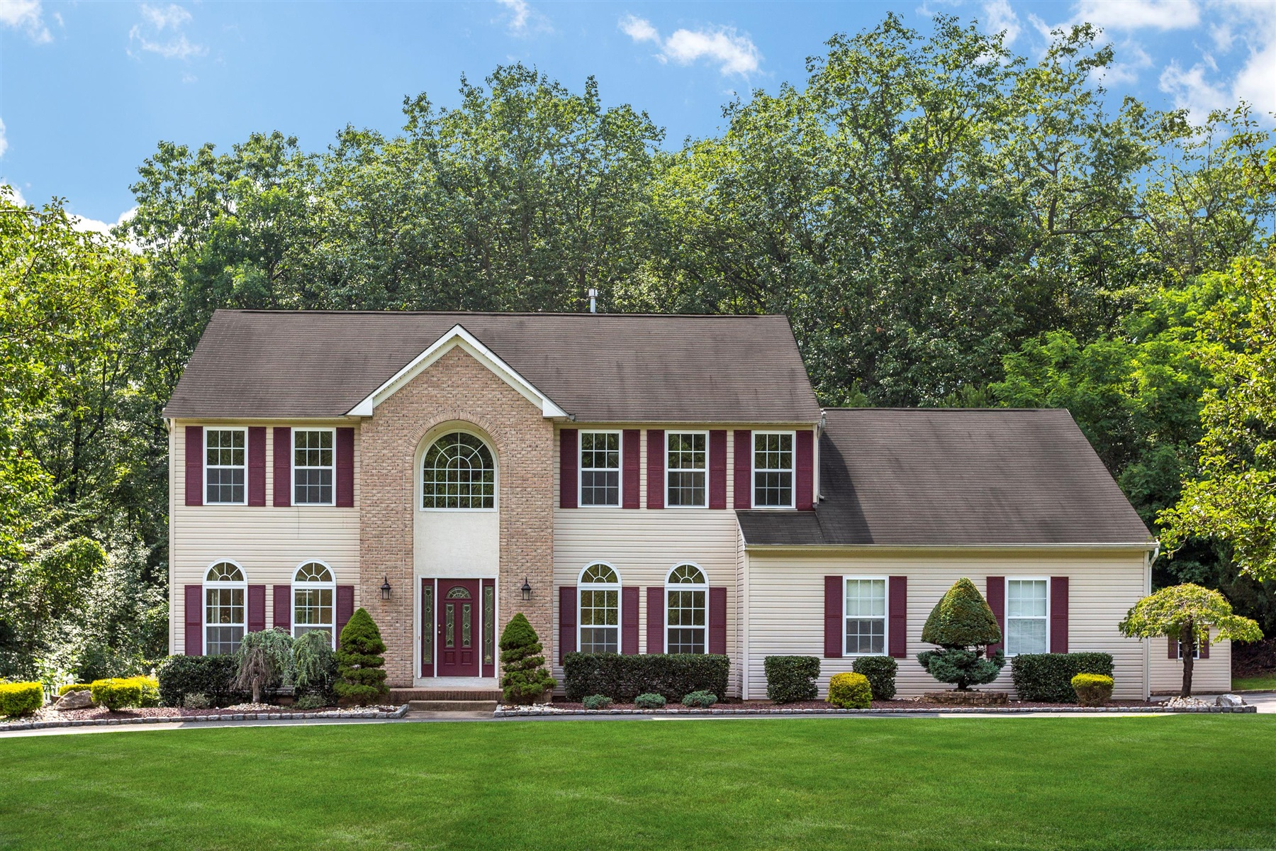 Single Family Homes for Active at 25 Plum Ridge Drive 25 Plum Ridge Road New Egypt, New Jersey 08533 United States