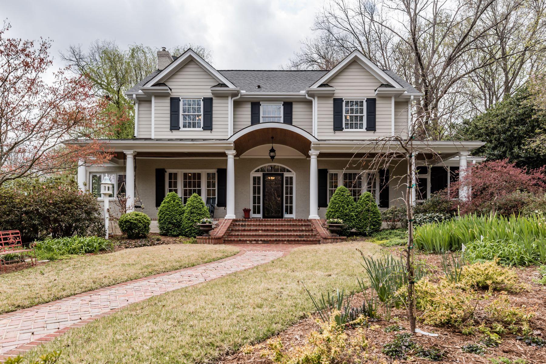 Single Family Home for Sale at Harvey Street 807 Harvey Street Raleigh, North Carolina, 27608 United StatesIn/Around: Cary, Chapel Hill, Durham