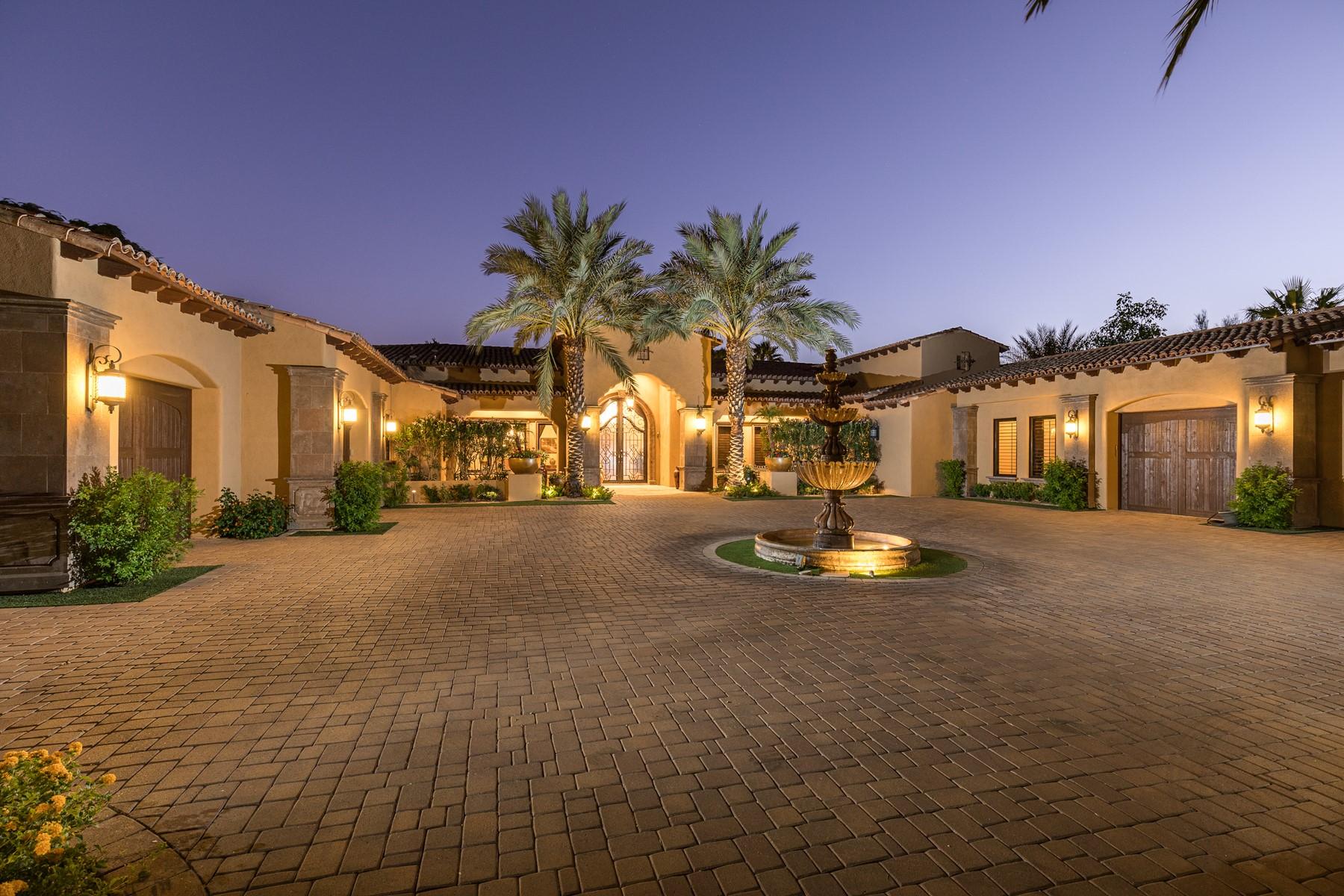 Single Family Homes για την Πώληση στο La Vista 6425 E Mockingbird Ln, Paradise Valley, Αριζονα 85253 Ηνωμένες Πολιτείες