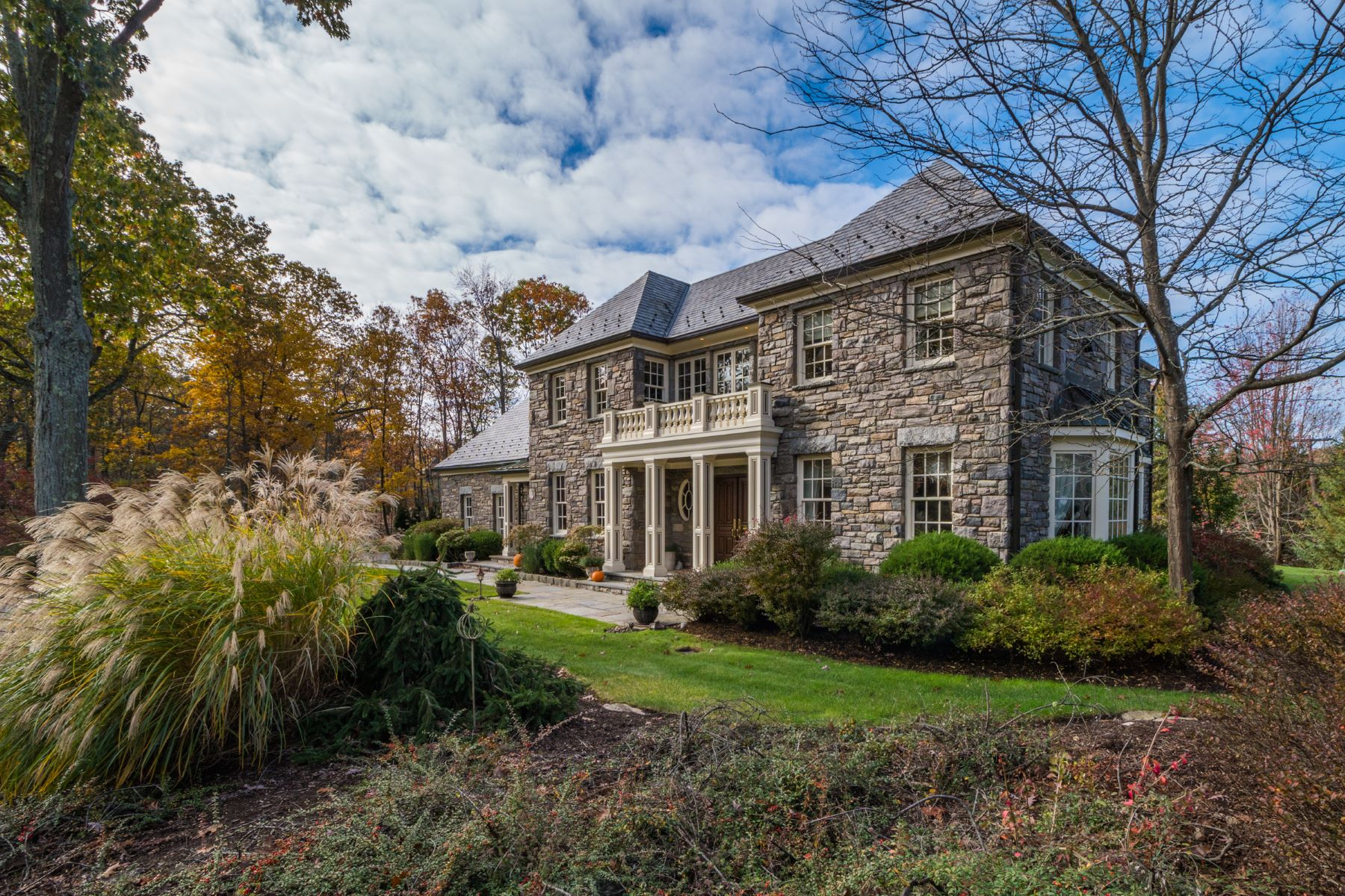 "Single Family Home for Sale at ""Stonecrest"" 75 Summit Road Tuxedo Park, New York 10987 United States"