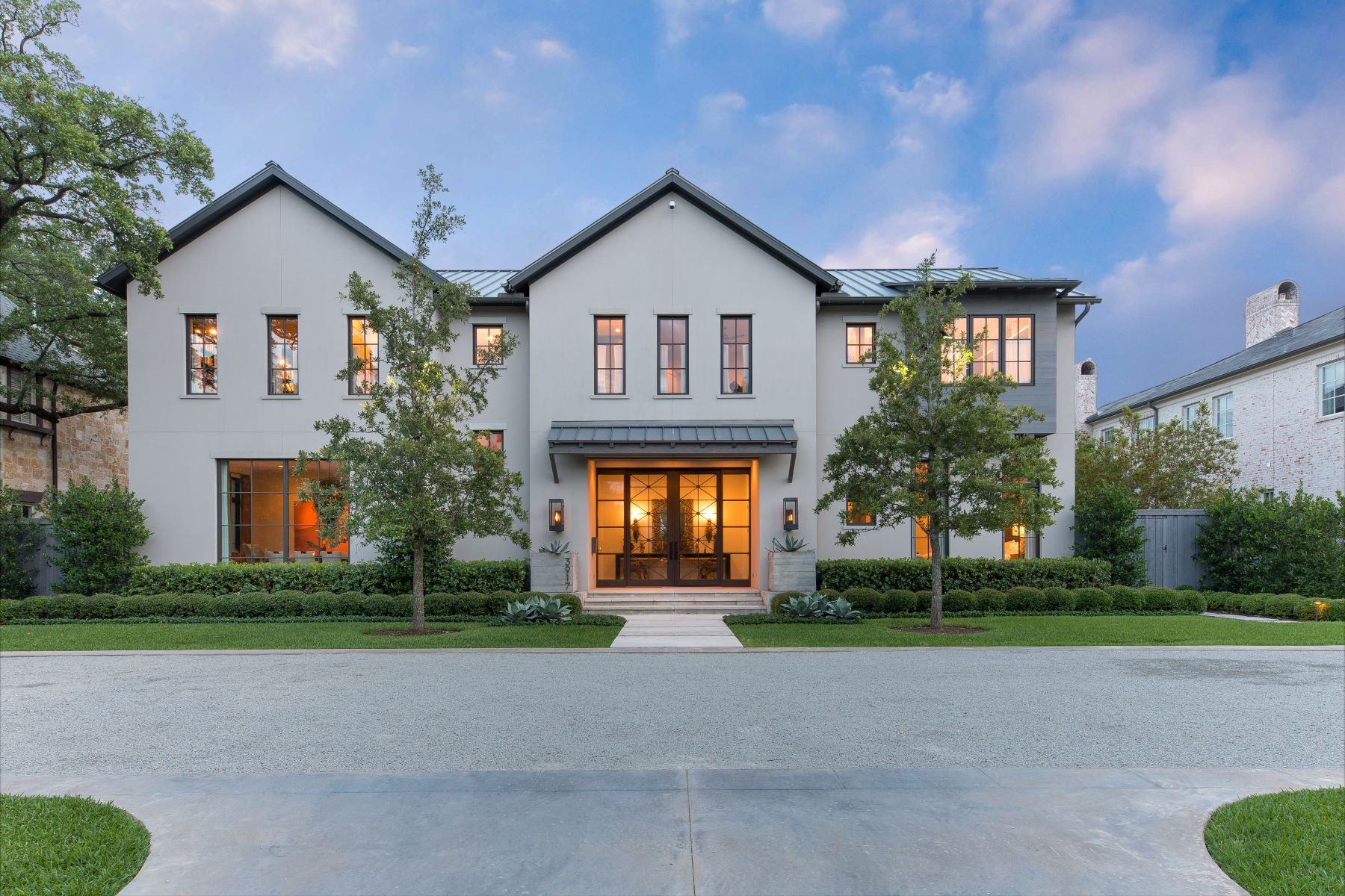 Single Family Homes for Sale at Luxury Living with all the Amenities 3917 Centenary Avenue University Park, Texas 75225 United States