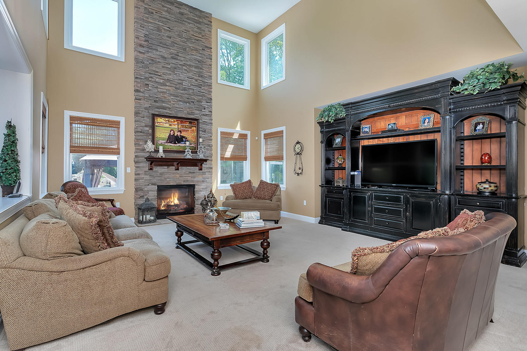 Частный односемейный дом для того Продажа на 1643 Mink Court Toms River, Нью-Джерси 08753 Соединенные Штаты