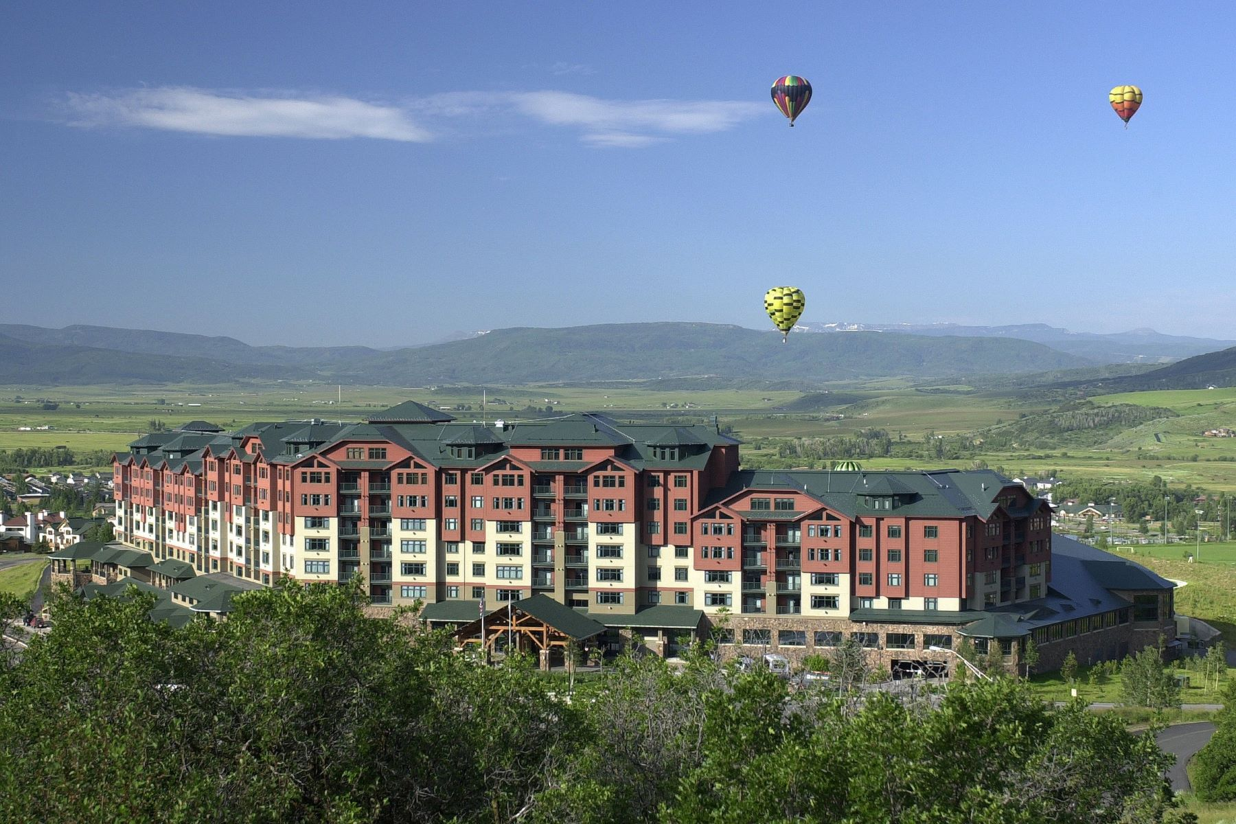 Condominium for Sale at Steamboat Grand Olympian 2300 Mt. Werner Circle #505/506 Unit 505/506 Steamboat Springs, Colorado 80487 United States