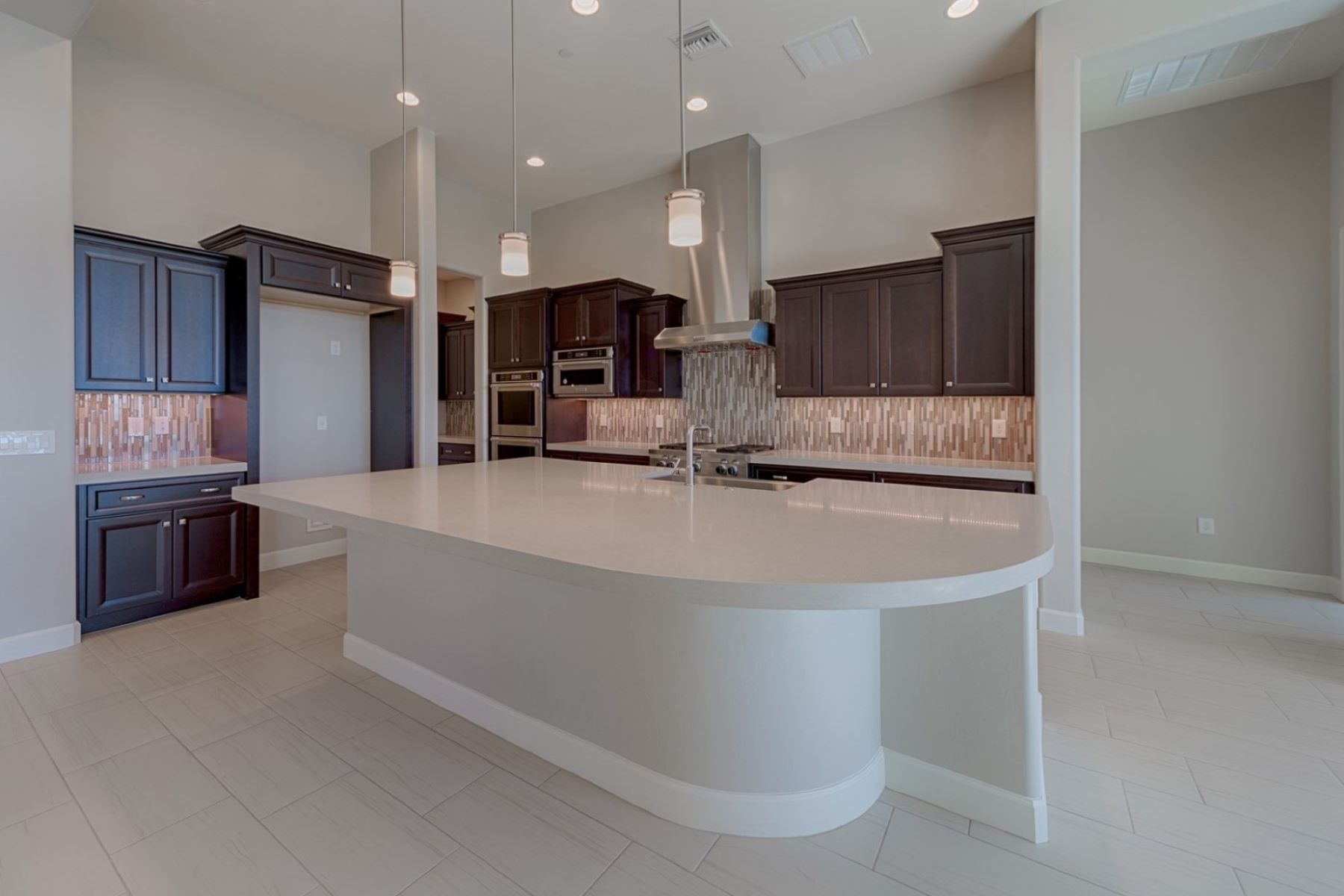 Single Family Homes for Active at New Construction 465 W Echo Point Place Oro Valley, Arizona 85755 United States