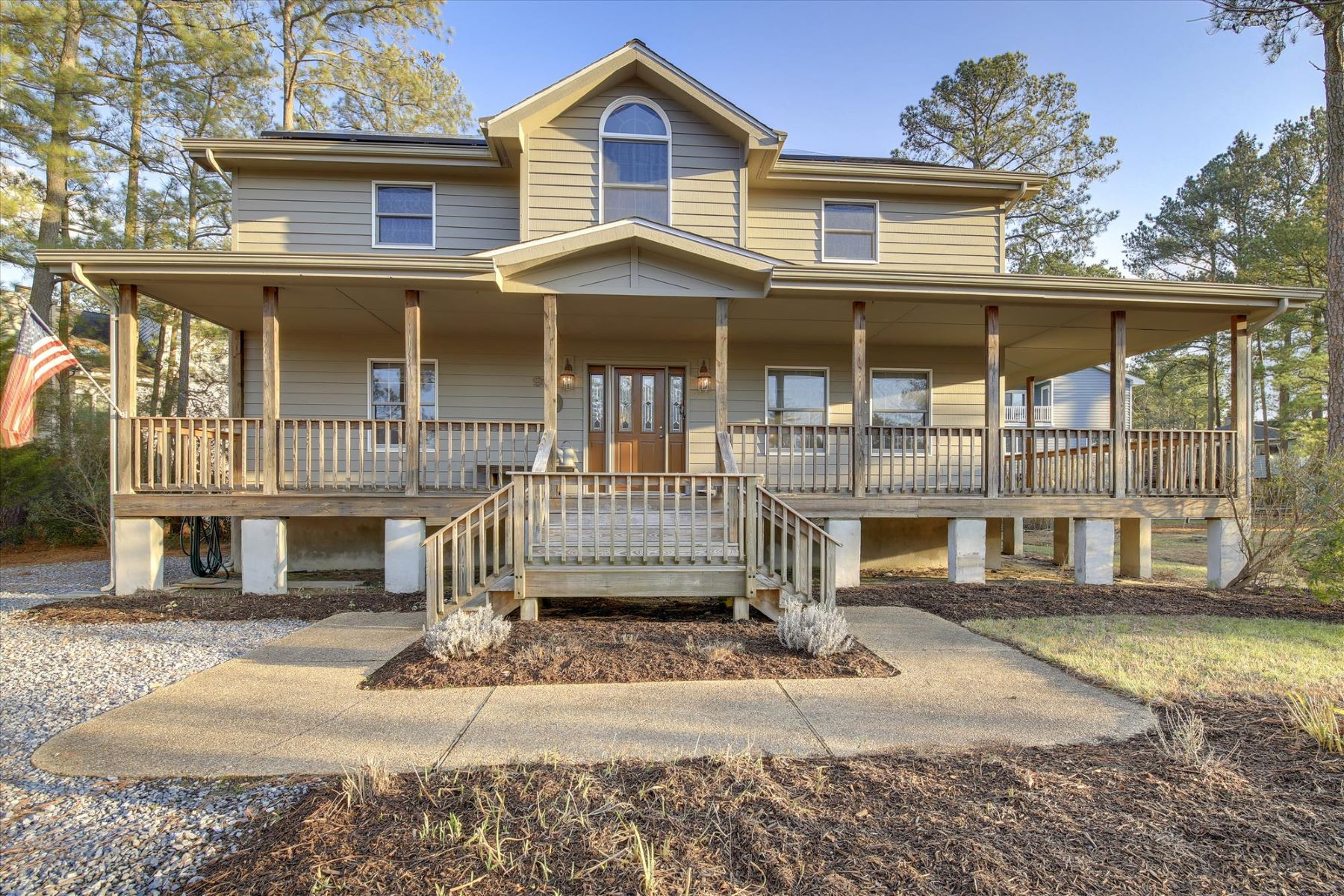 Single Family Homes for Active at 936 Lake View Drive Bethany Beach, Delaware 19930 United States