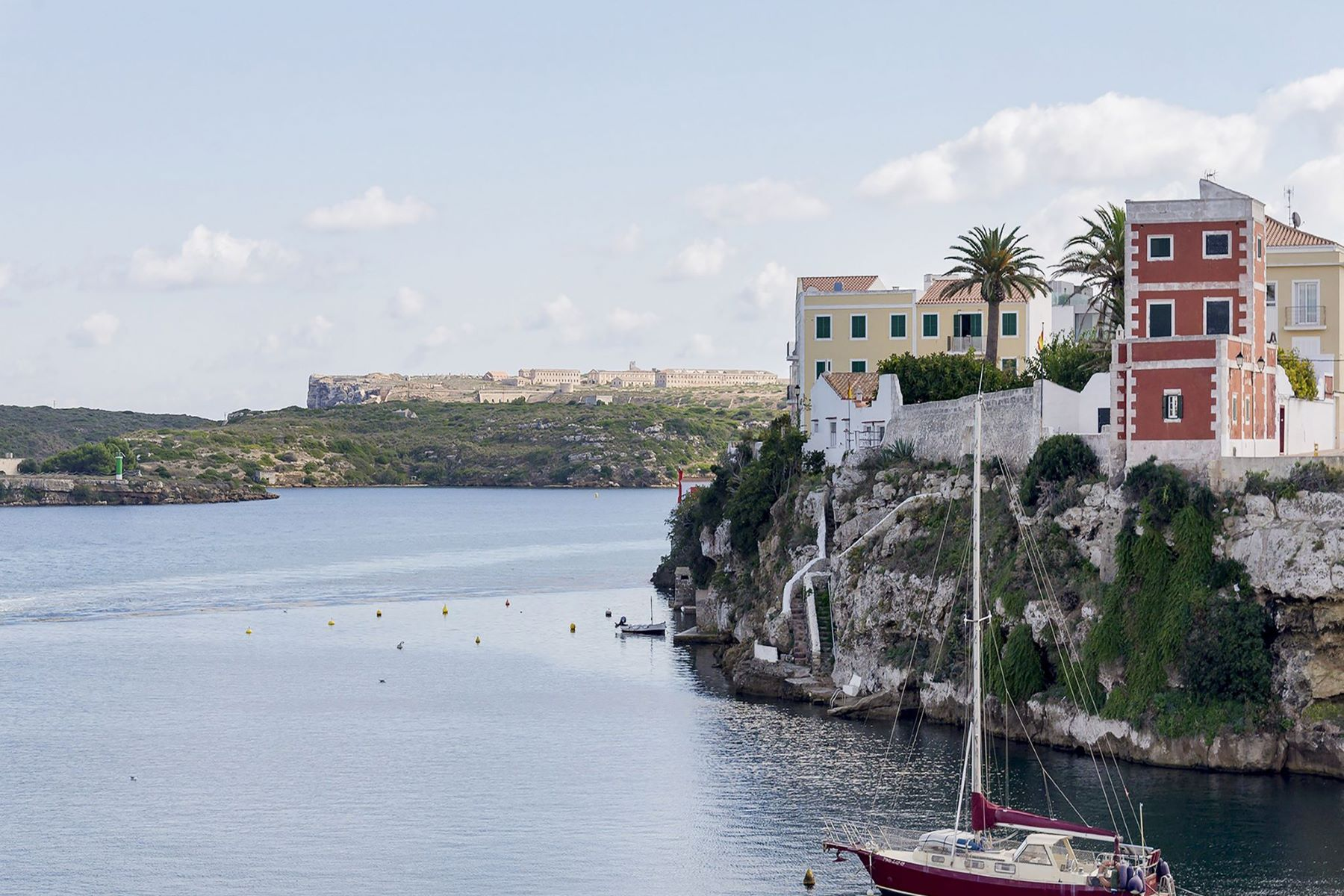 Single Family Home for Sale at 18th Century property overlooking Mahón harbour Menorca, Menorca Spain