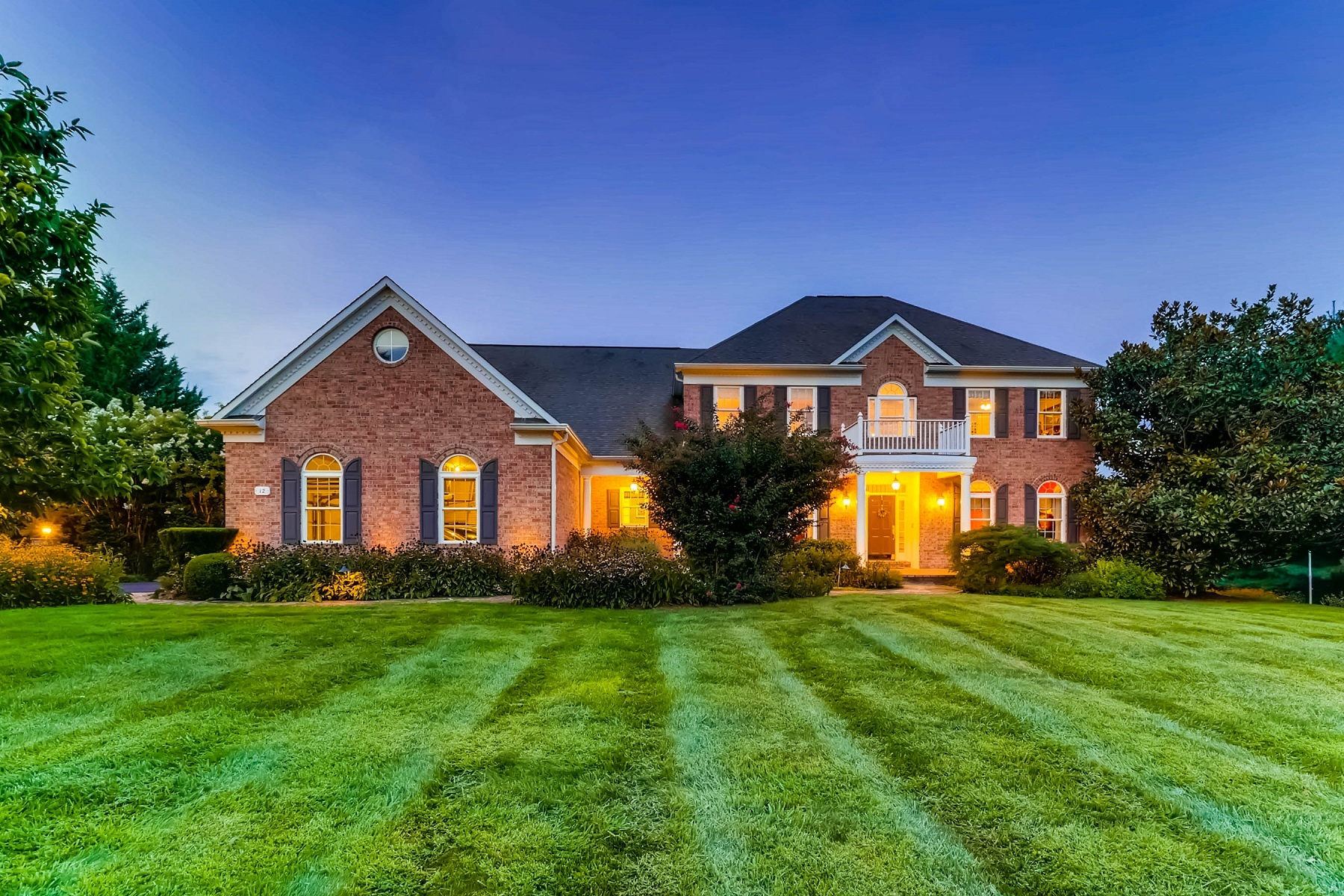 Single Family Home for Sale at Reisterstown 12 Deer Creek Court, Reisterstown, Maryland, 21136 United States