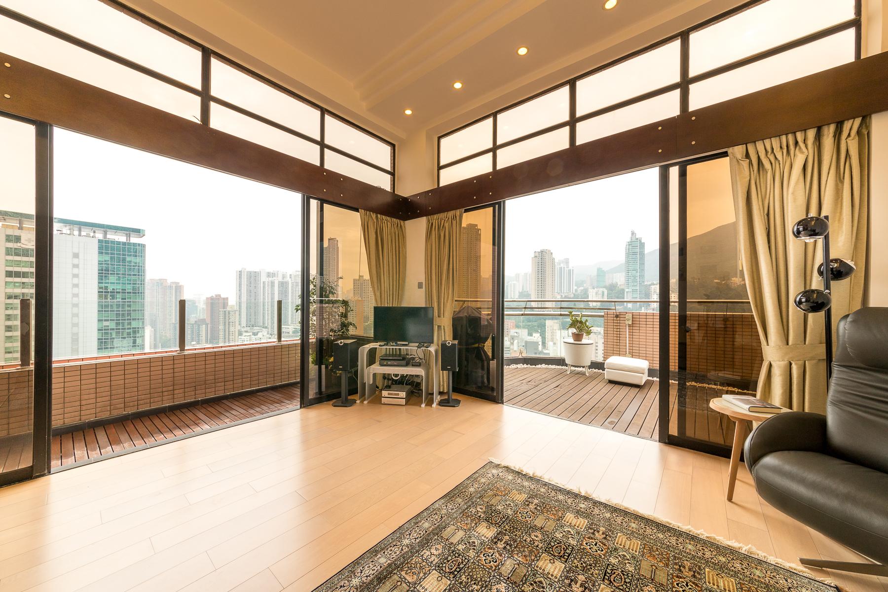 Apartamento para Venda às Celeste Court Happy Valley, Hong Kong