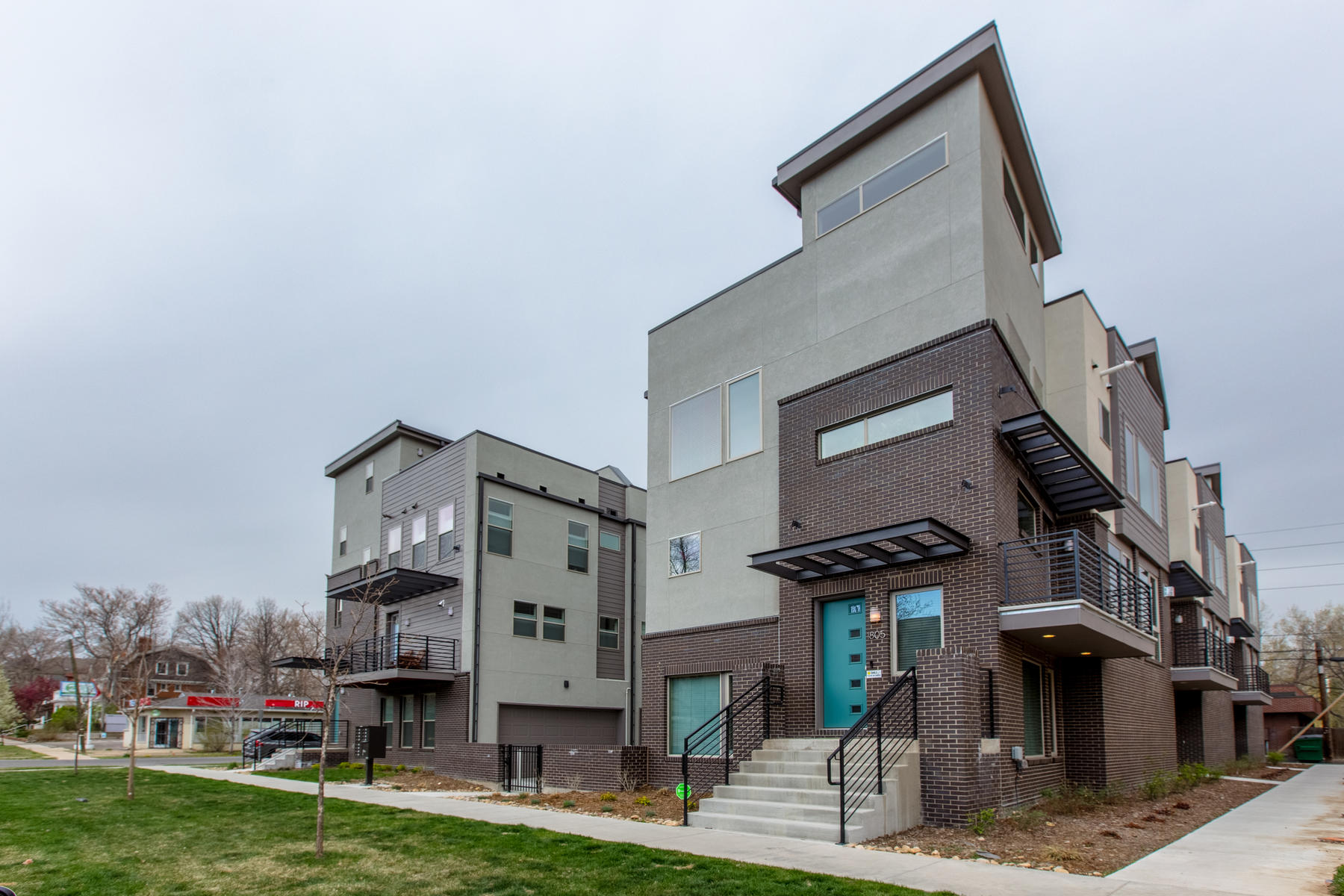 Single Family Home for Active at Gaylord Station 1819 Gaylord Street Denver, Colorado 80206 United States
