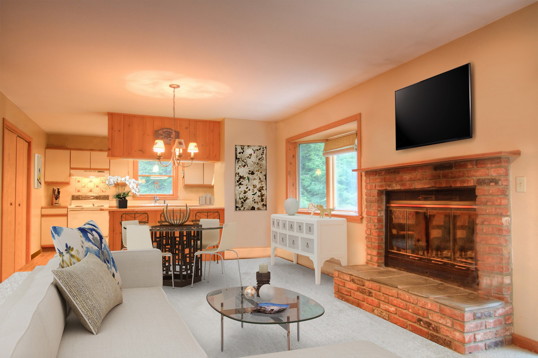 Single Family Homes for Sale at 525 Deerwood Hill, Londonderry 525 Deerwood Hill Londonderry, Vermont 05155 United States