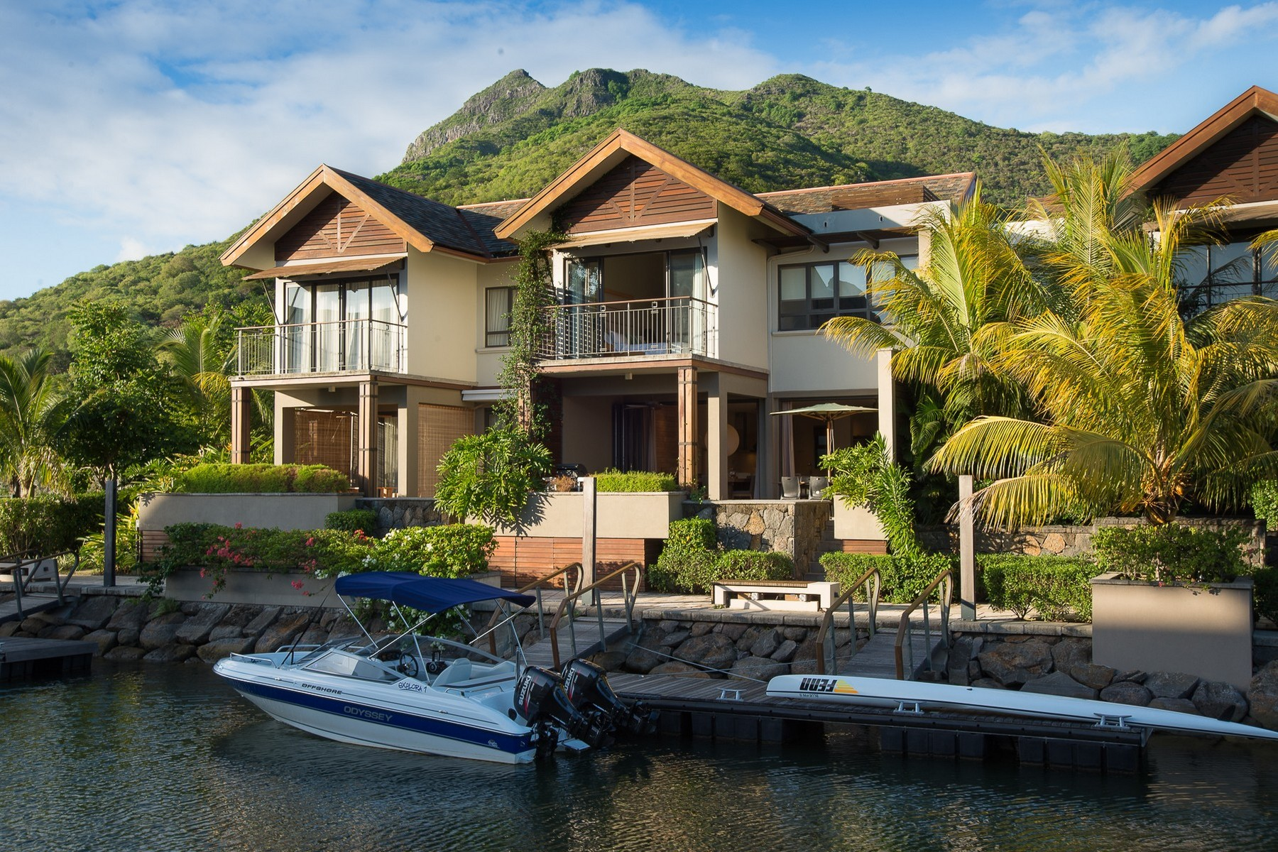 Duplex Homes für Verkauf beim Black River, Black River Mauritius