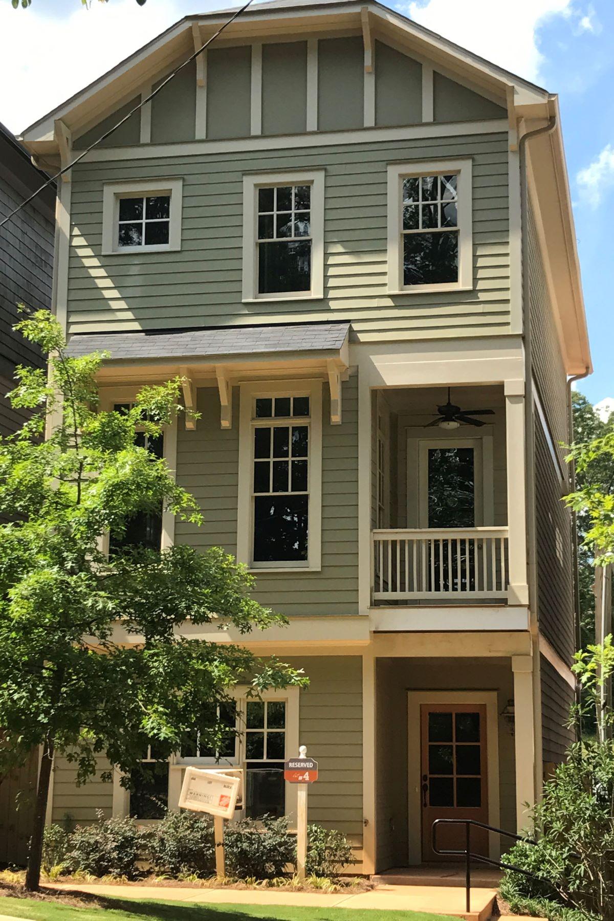 Maison unifamiliale pour l Vente à Cottage in The Grove at Avondale 770 Grove Bend Decatur, Georgia, 30030 États-Unis