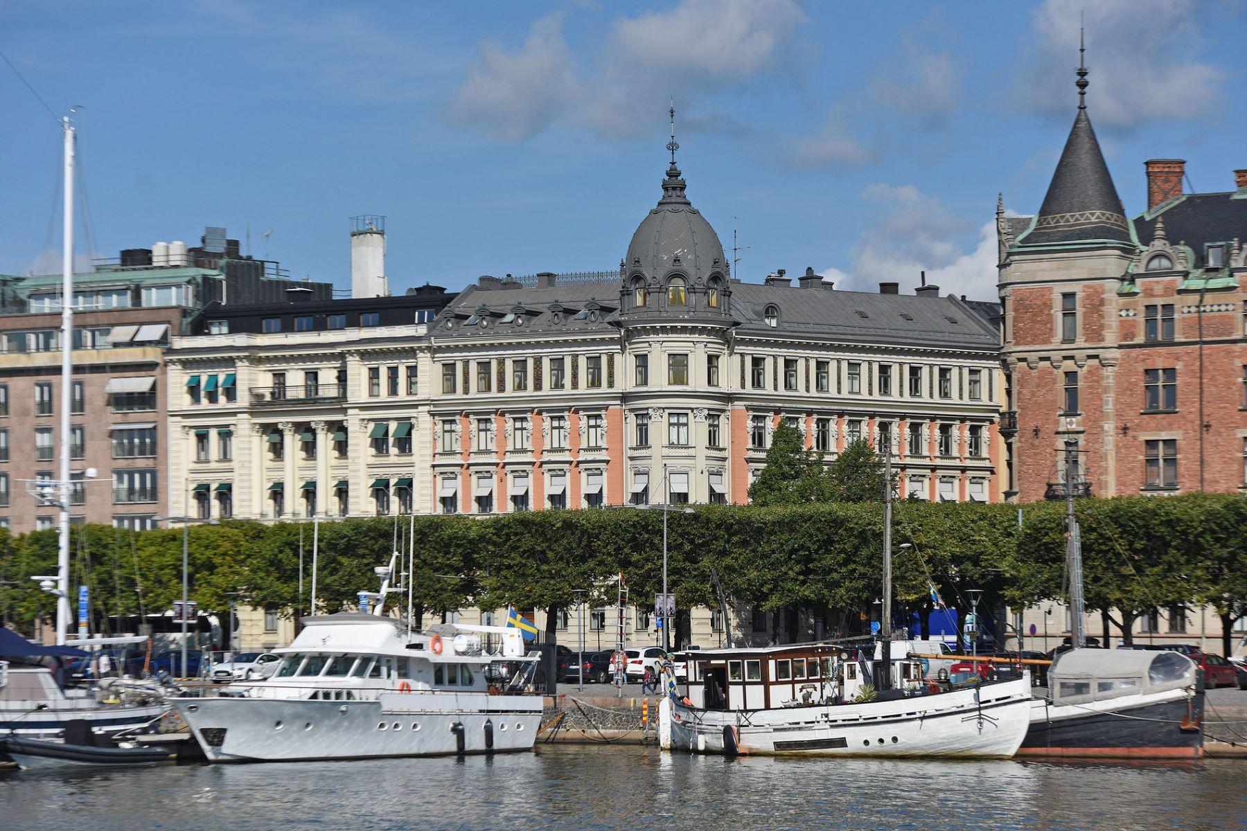 Tài Sản Bán Stockholm