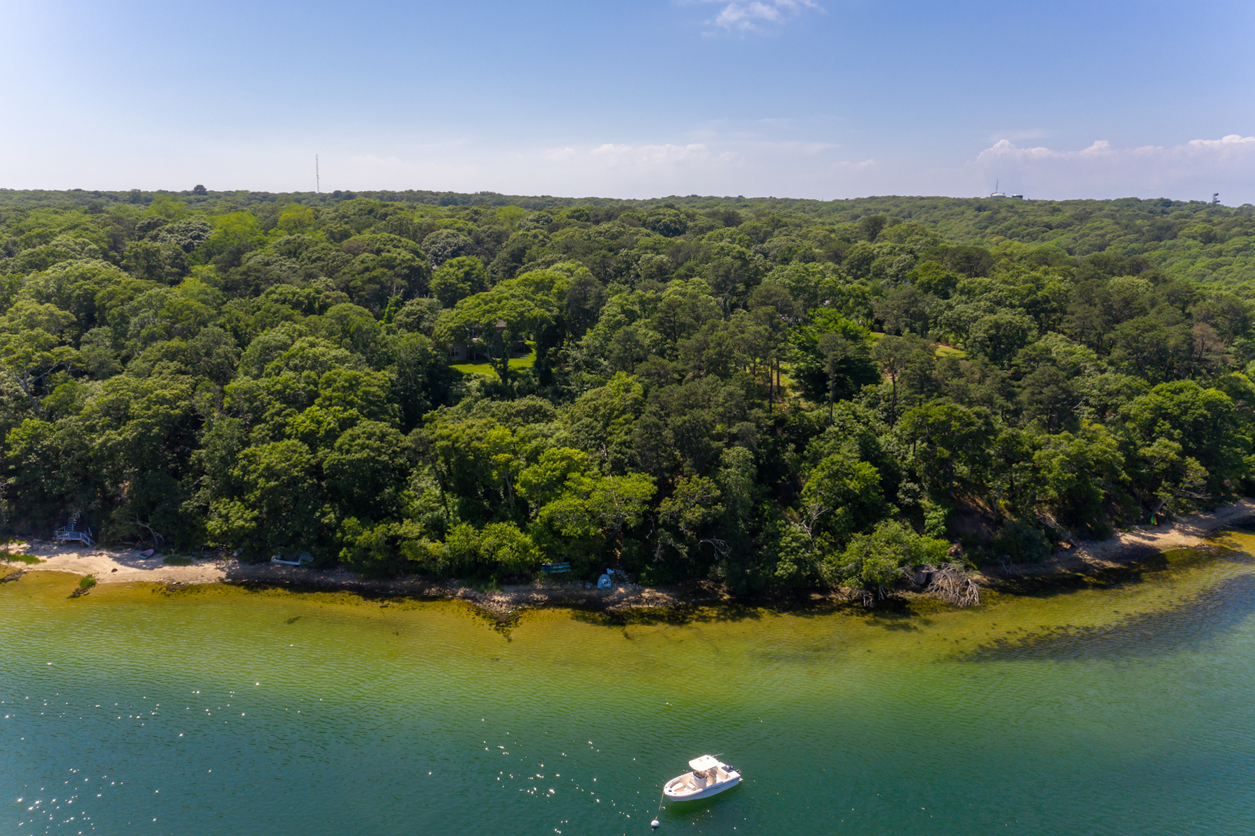Land for Sale at Waterfront Land on Lagoon Pond 0 Howard Street Vineyard Haven, Massachusetts 02568 United States