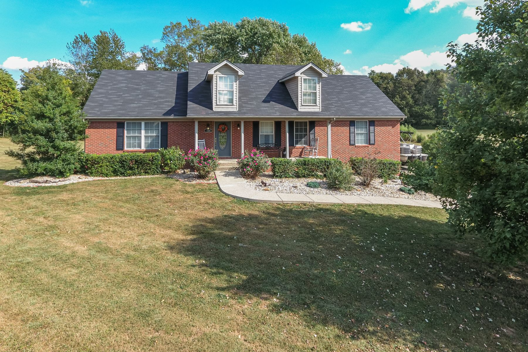 Single Family Homes pour l Vente à 6500 Jack Taylor Place Westport, Kentucky 40077 États-Unis