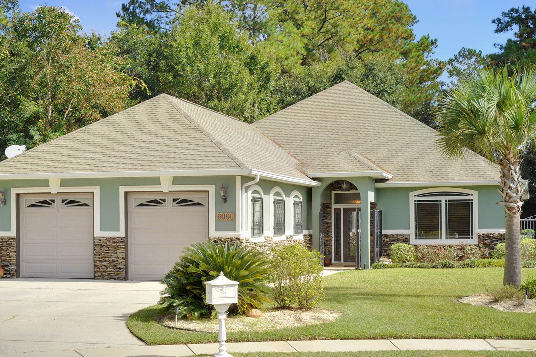 Single Family Home for Sale at Granite Cove Gulf Shores 6990 Marble Court, Gulf Shores, Alabama, 36542 United States