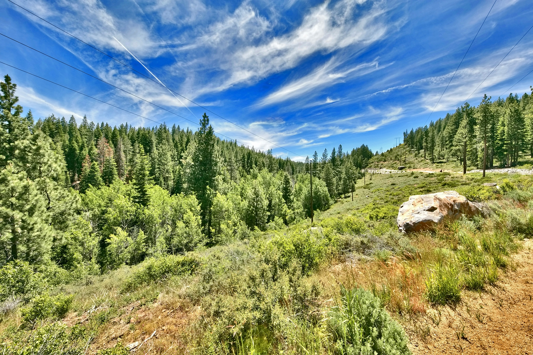 Land for Active at 000 Pioneer Trail, Truckee, CA 96161 000 Pioneer Trail Truckee, California 96161 United States