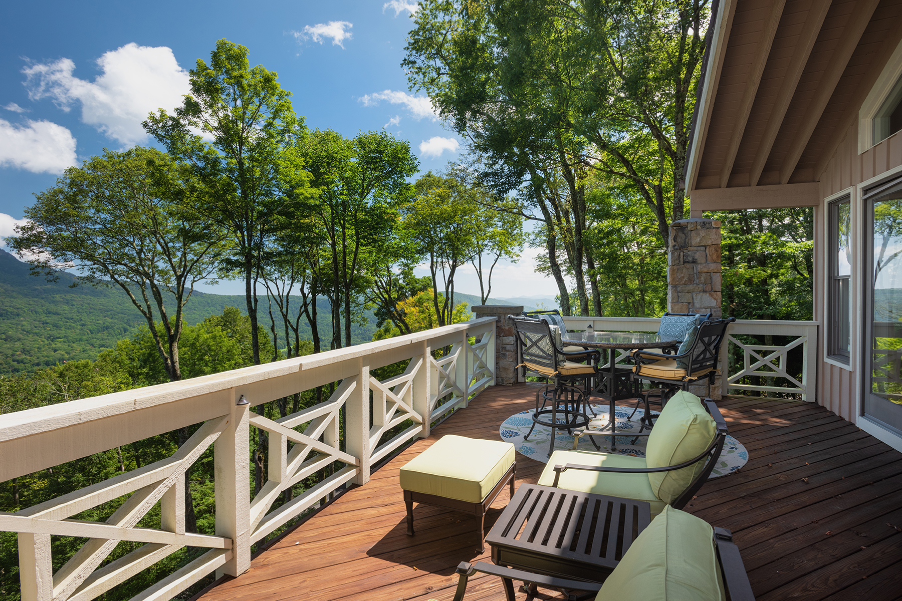 Single Family Homes for Sale at LINVILLE - LINVILLE RIDGE 1041 Club Cliffs Dr Linville, North Carolina 28646 United States