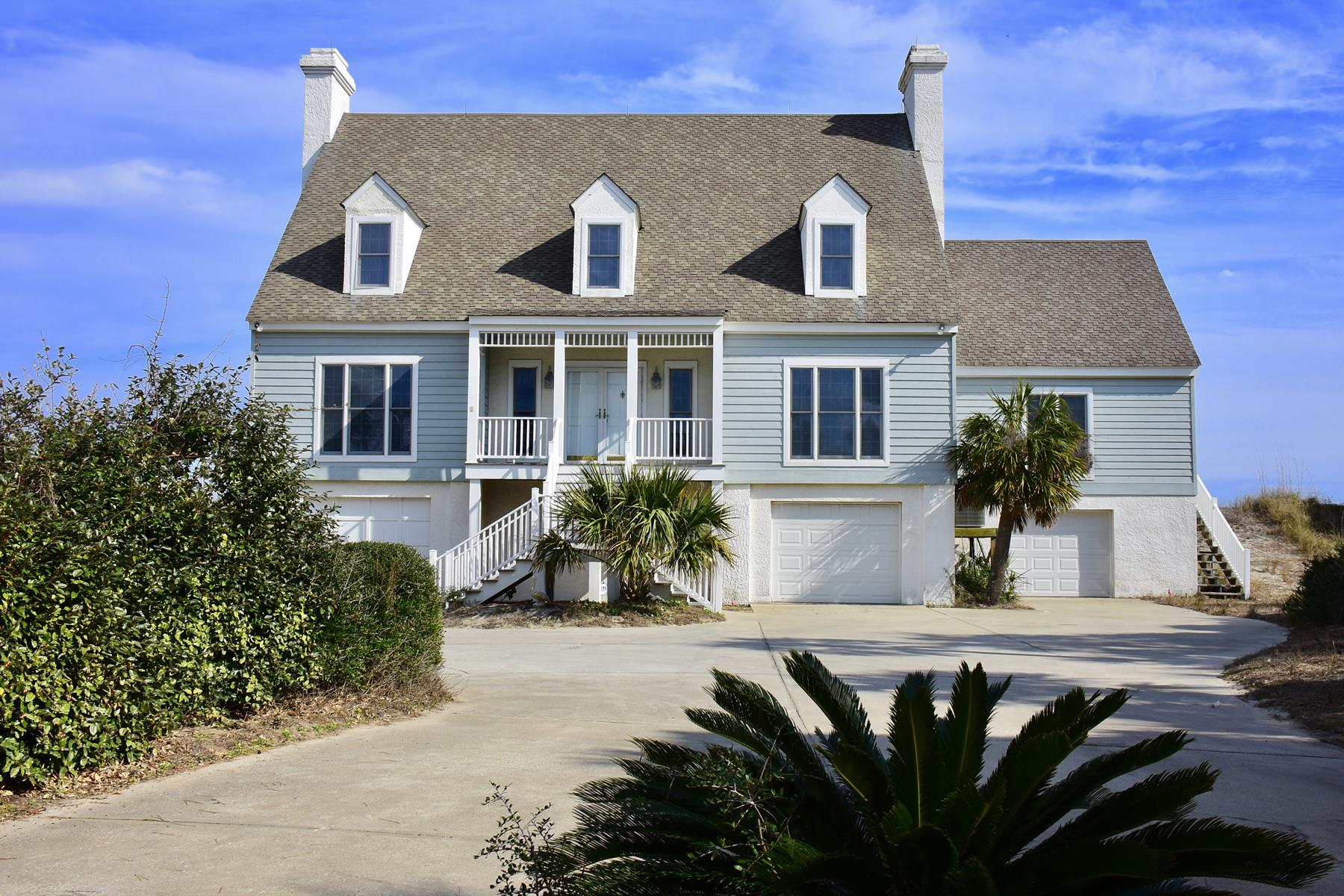 Nhà ở một gia đình vì Bán tại 1415 DeBordieu Boulevard Georgetown, Nam Carolina, 29440 Hoa Kỳ