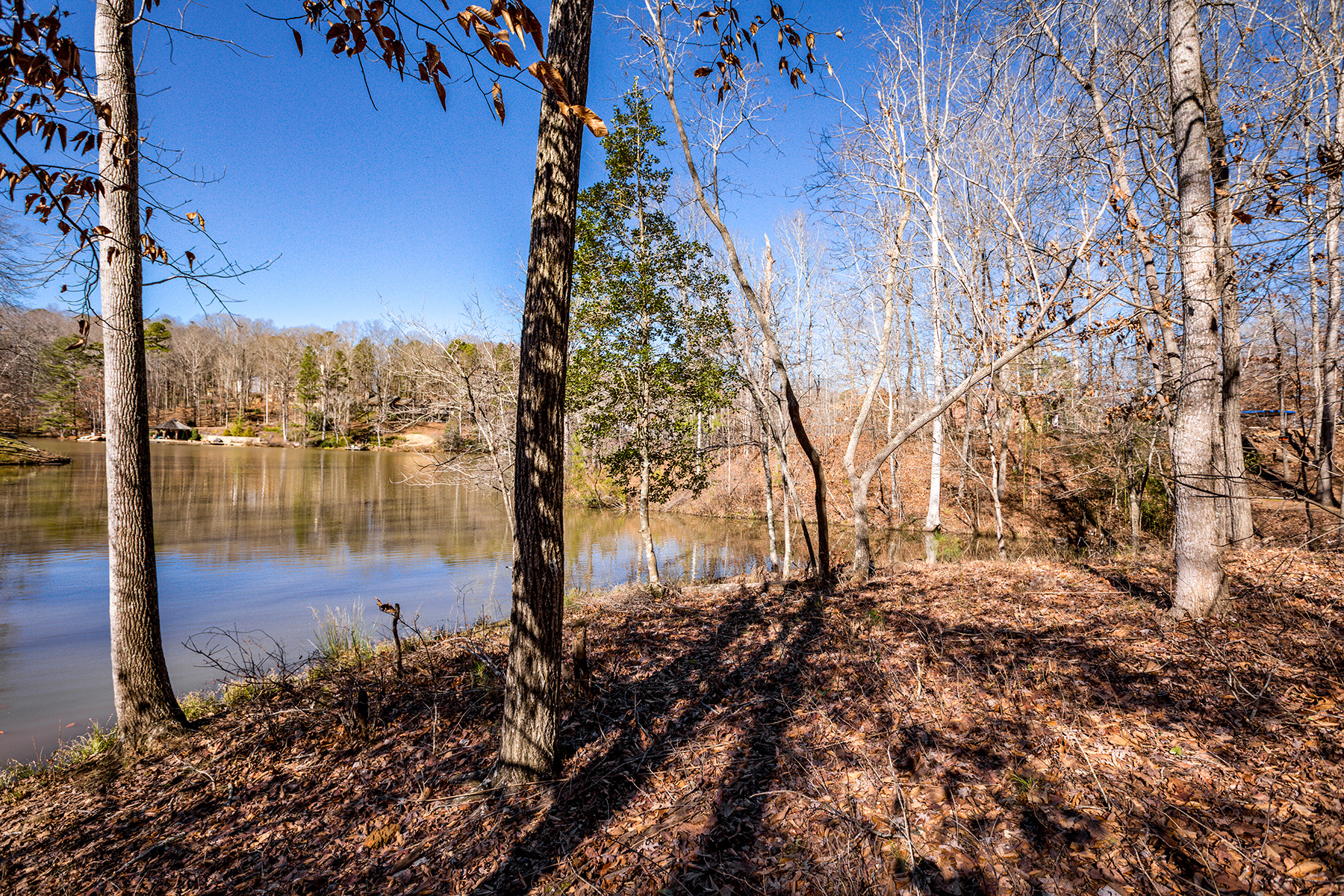 Land for Sale at Sandy Springs Dunwoody Exclusive Lake Lot 8308 Hewlett Road Atlanta, Georgia 30350 United States