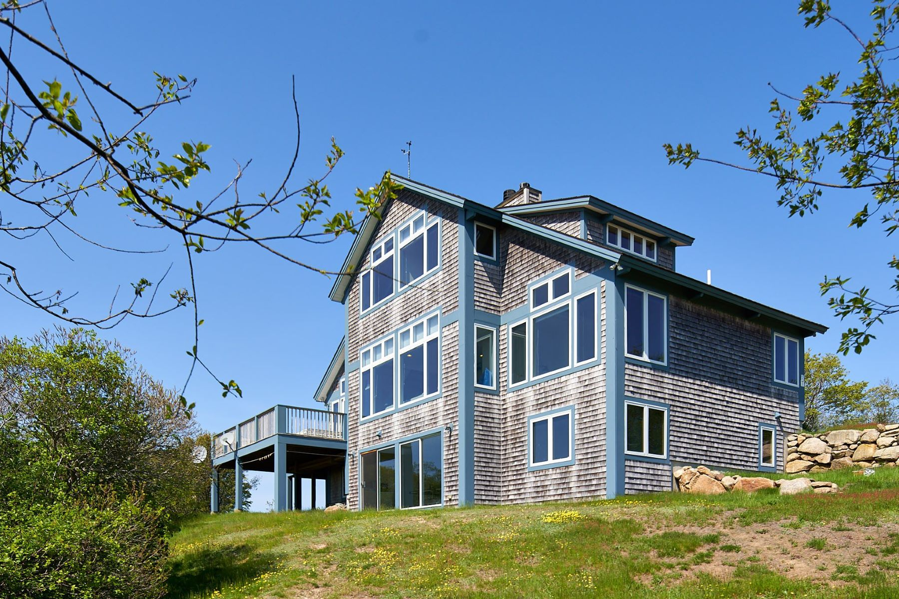 single family homes for Sale at Fanning 1312 Cooneymus Road, Block Island, Rhode Island 02807 United States