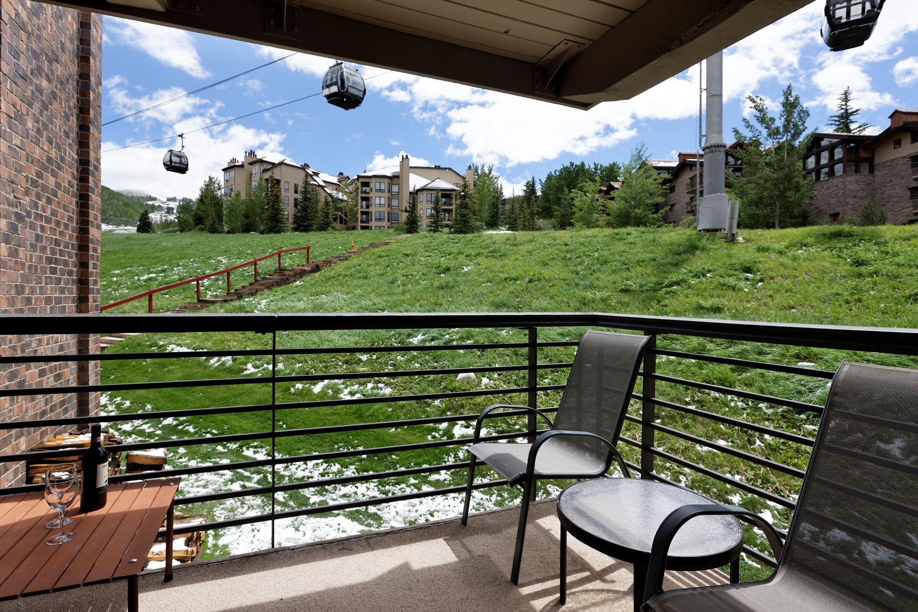 Condominiums для того Продажа на Enclave Unit 213 360 Wood Road 213, Snowmass Village, Колорадо 81615 Соединенные Штаты