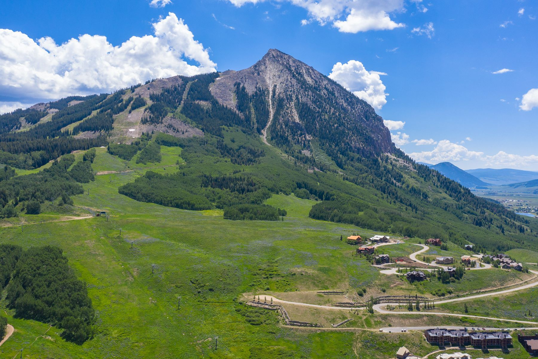 Land for Active at Nevada Ridge TBD Nevada Summit Rd Mount Crested Butte, Colorado 81225 United States